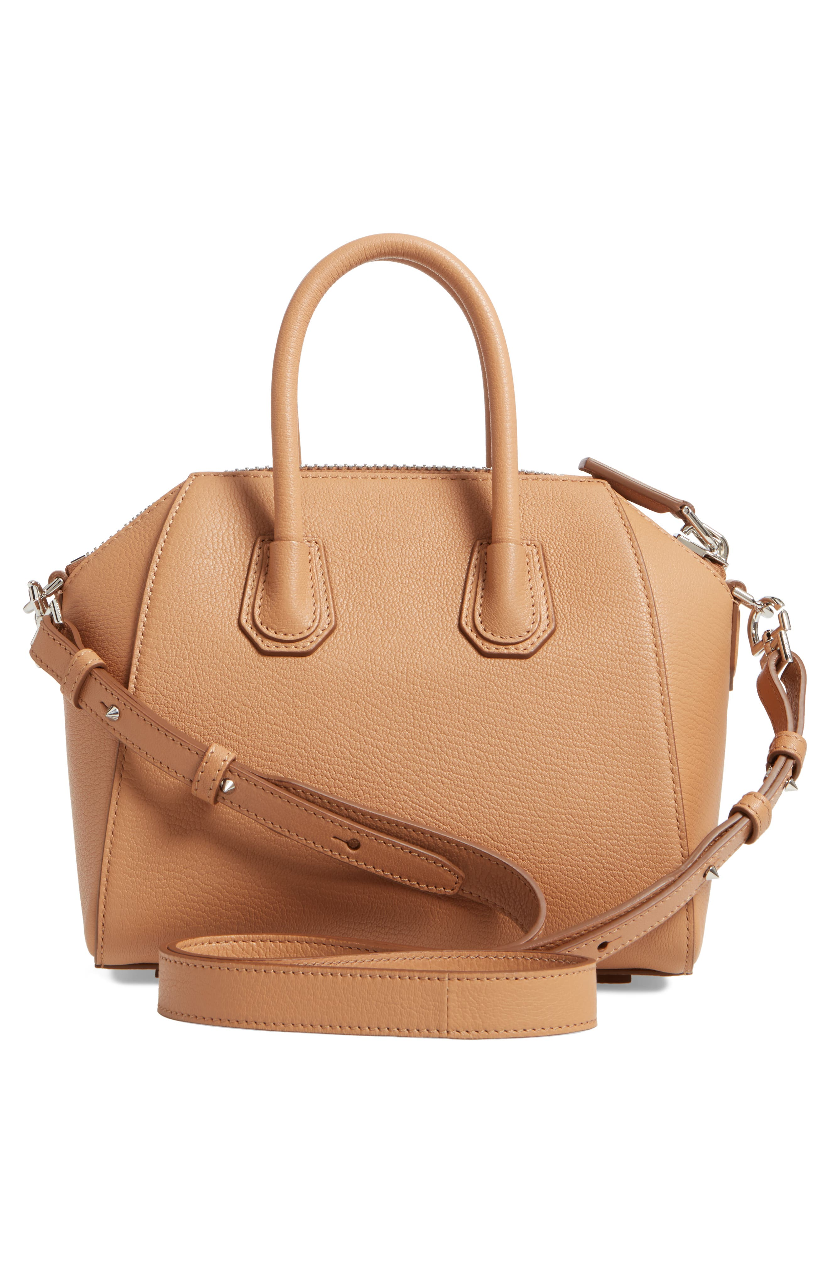Alternate Image 2  - Givenchy 'Mini Antigona' Sugar Leather Satchel