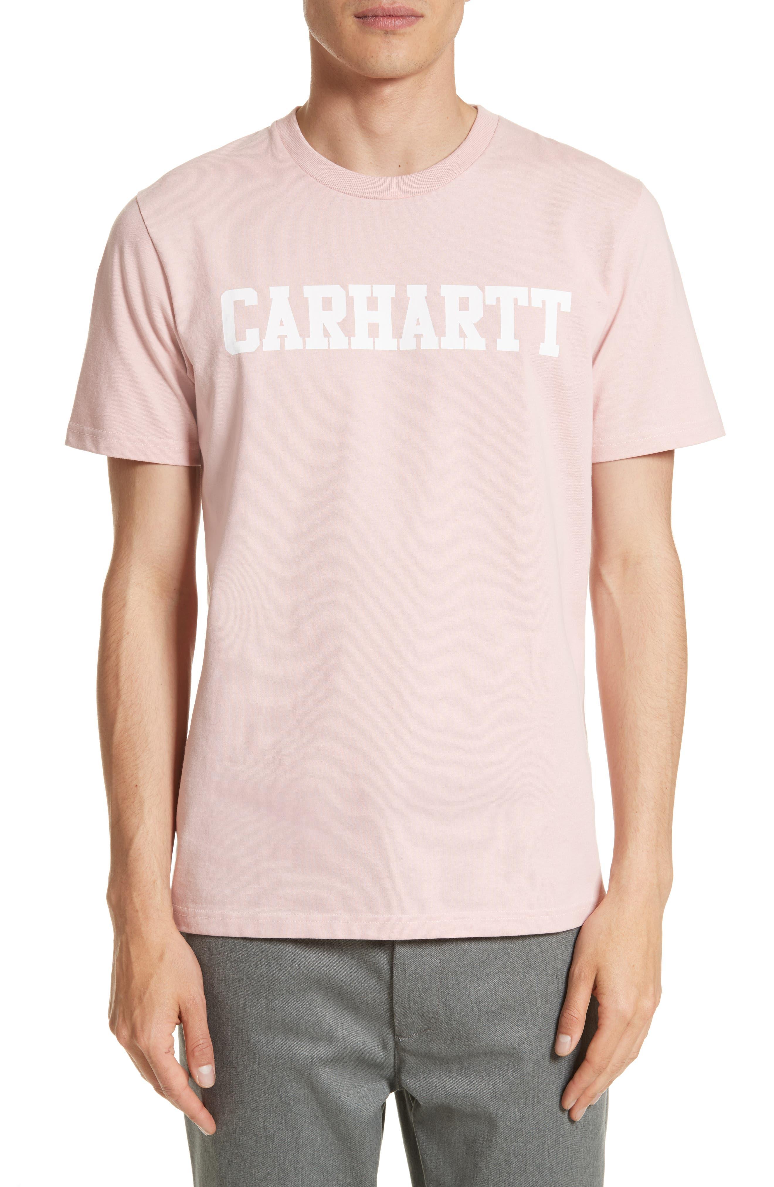 Carhartt Work in Progress Logo Graphic T-Shirt