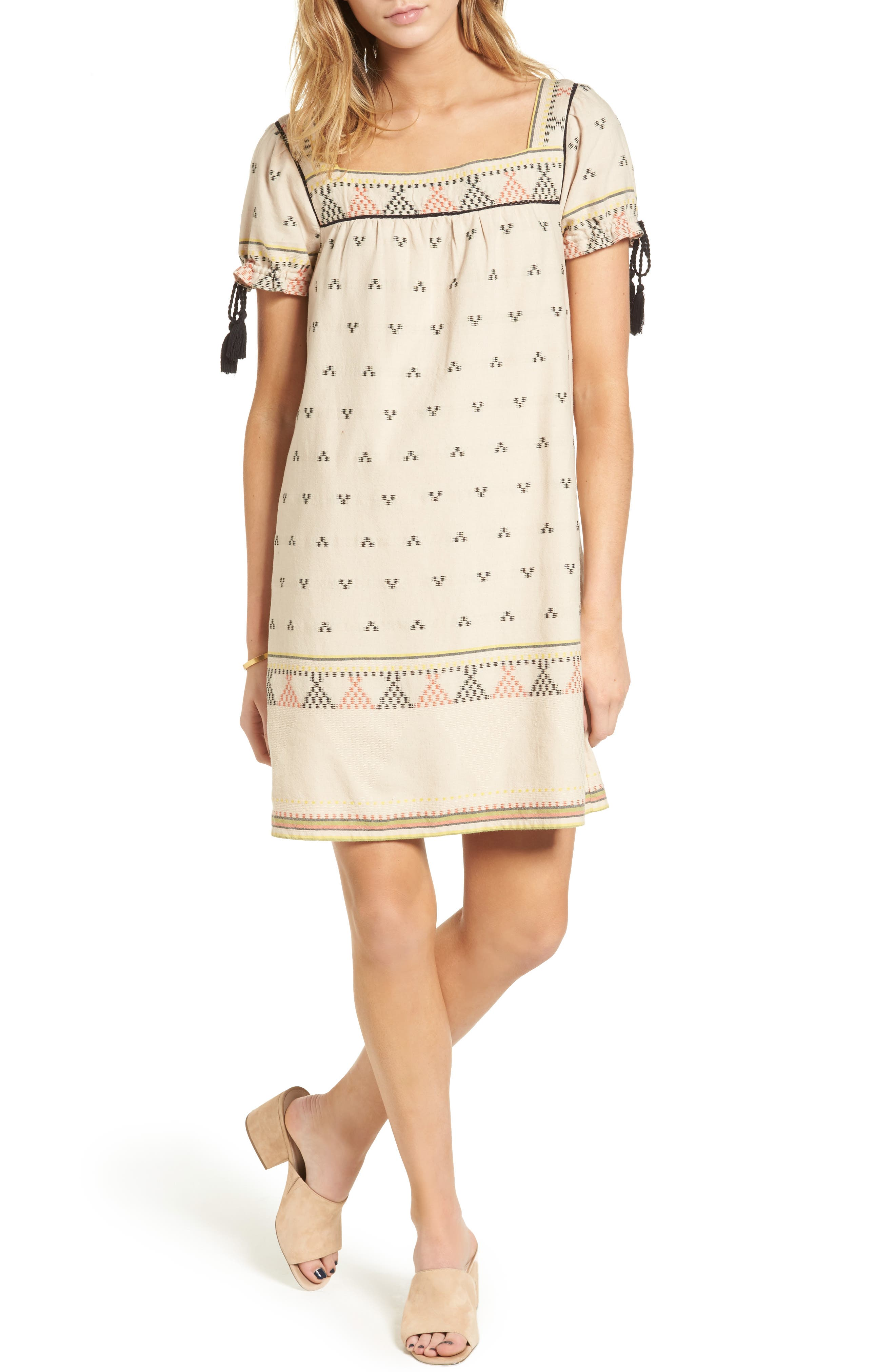 Madewell Jeanette Shift Dress