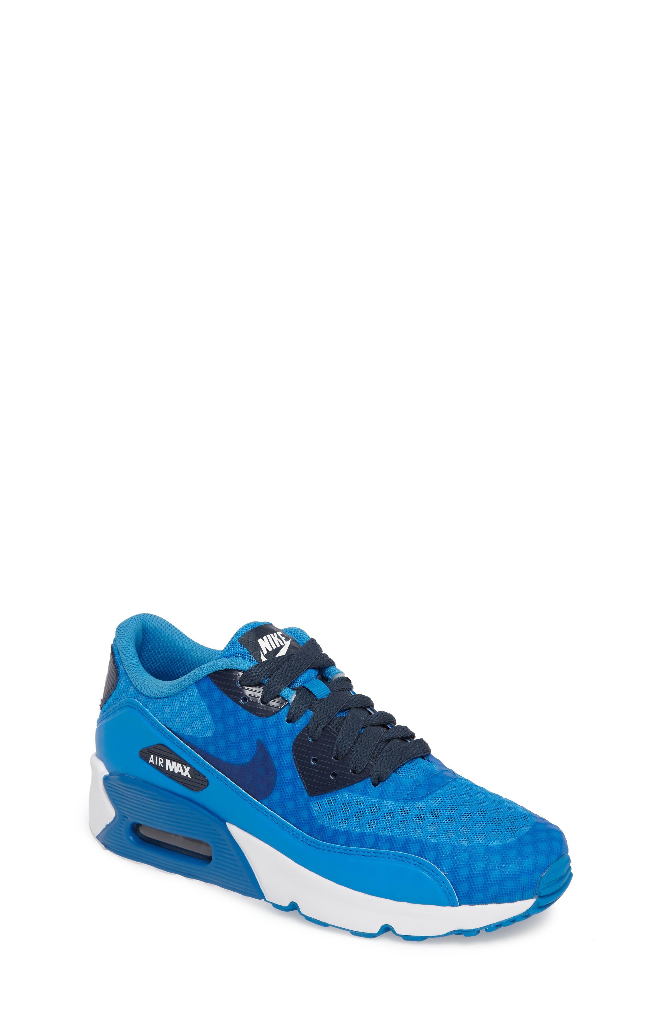 Nike Air Max 90 Ultra 2.0 Breathe Sneaker (Big Kid)