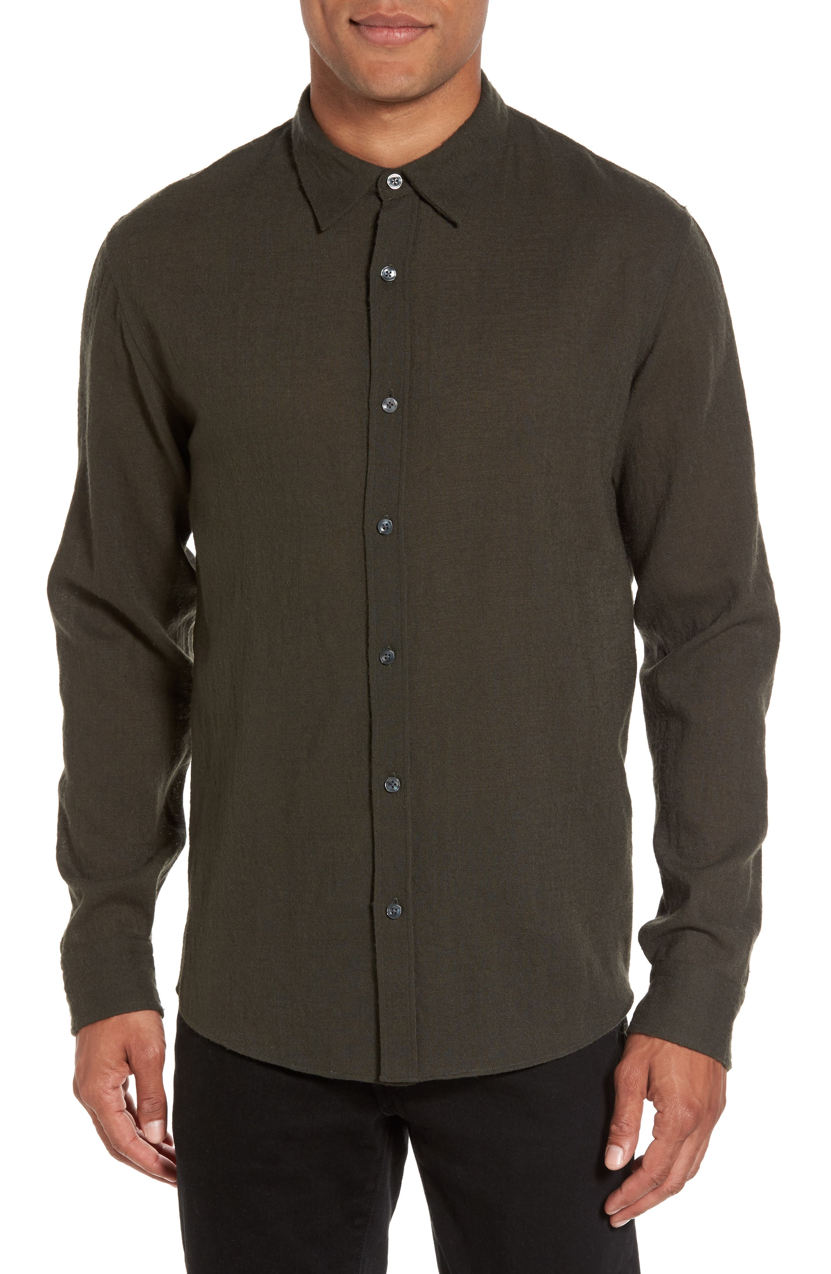 Vince Regular Fit Sport Shirt
