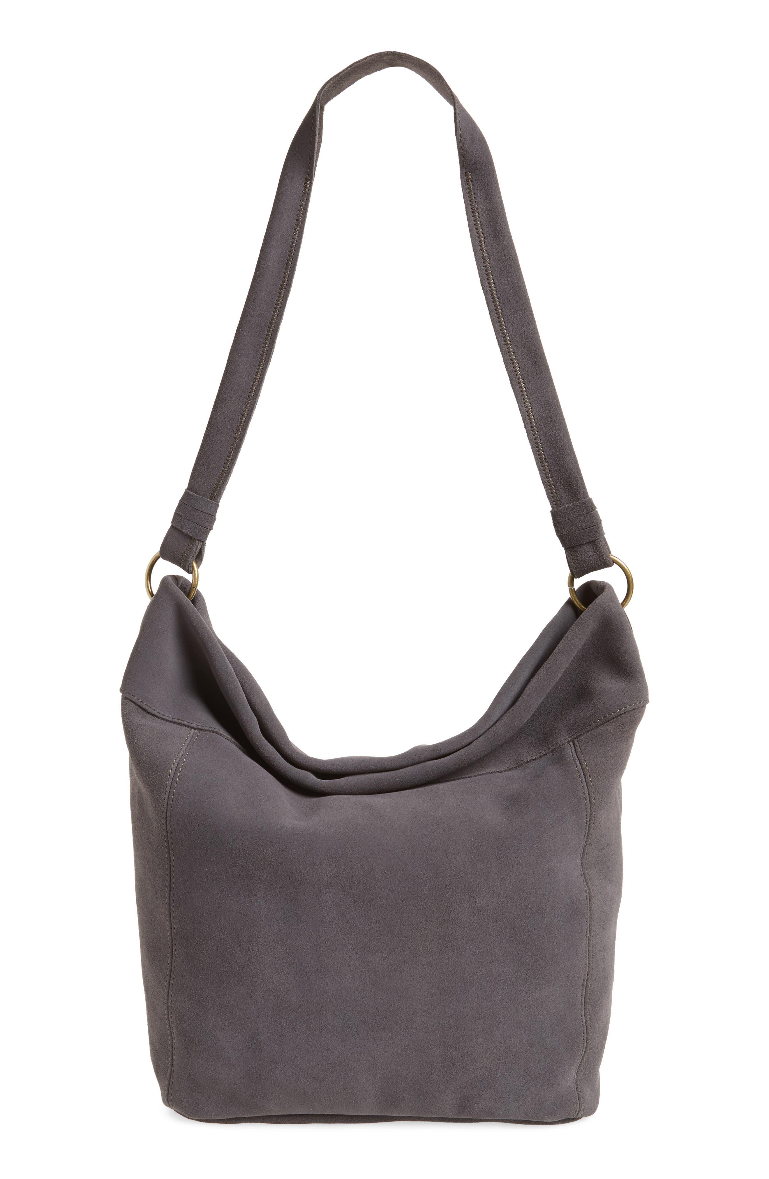 Grey Hobo Bags & Purses | Nordstrom