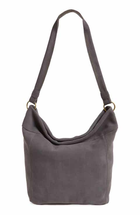 Grey Hobo Bags & Purses | Nordstrom