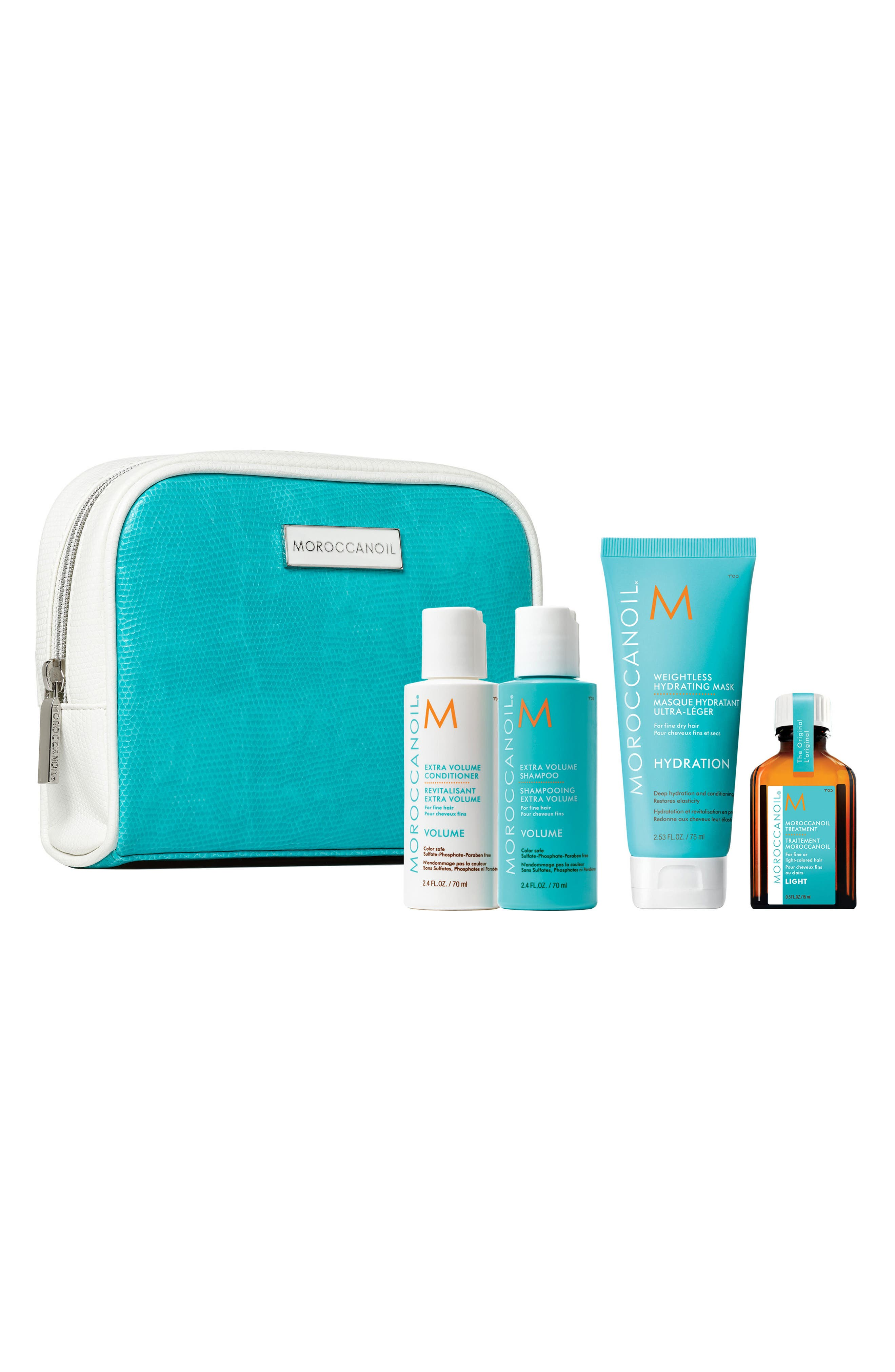 MOROCCANOIL® Volume Travel Kit ($55 Value)