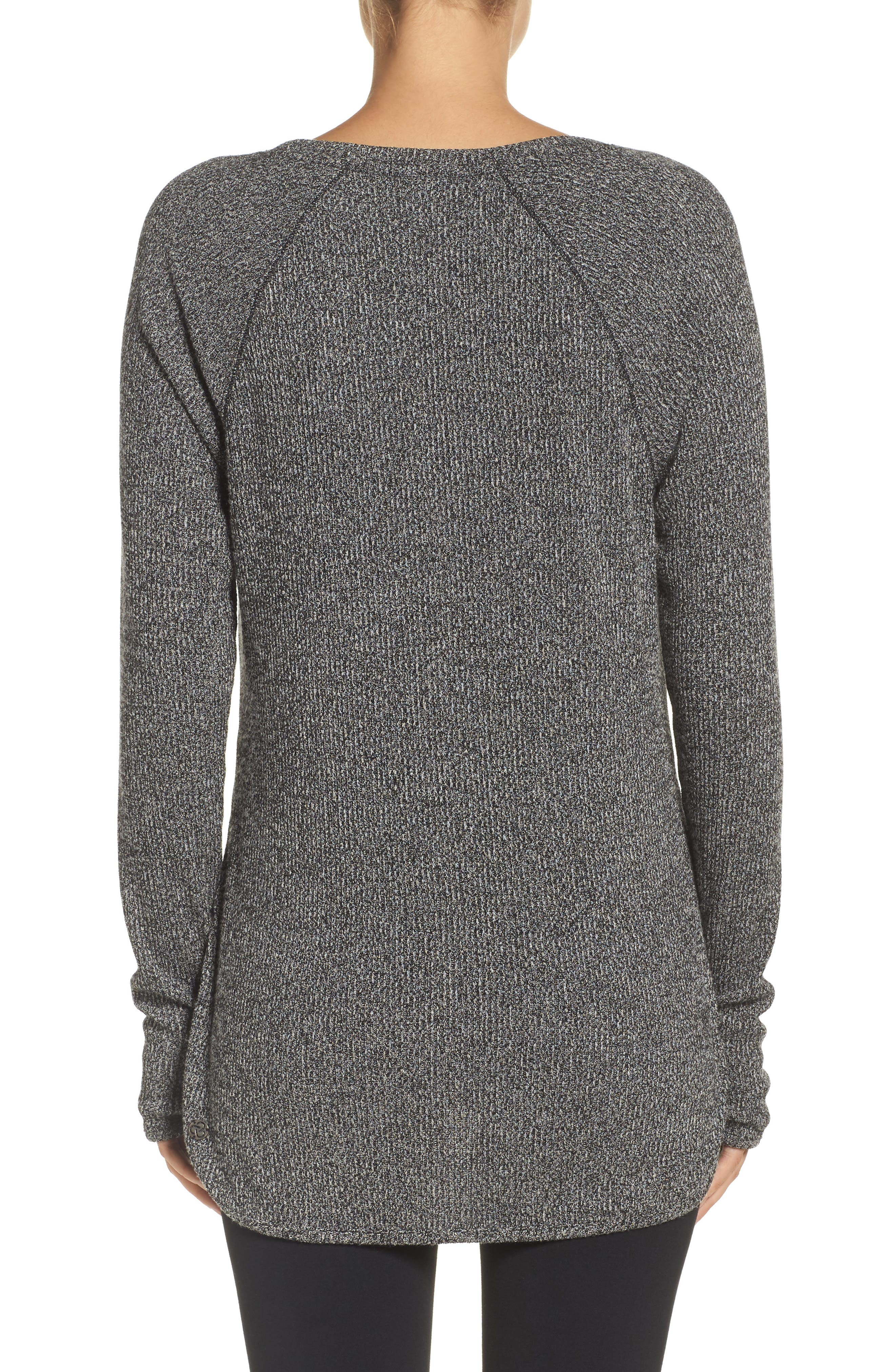 Alternate Image 2  - Zella Don't Sweat It Sweater