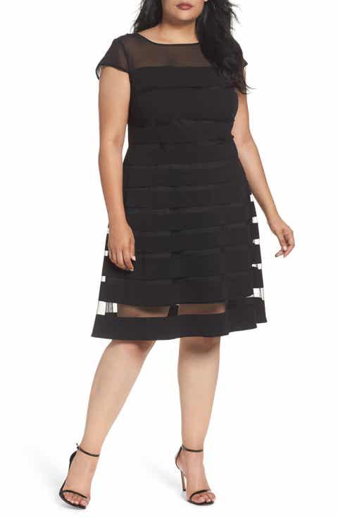 Chiffon Plus-Size Dresses | Nordstrom