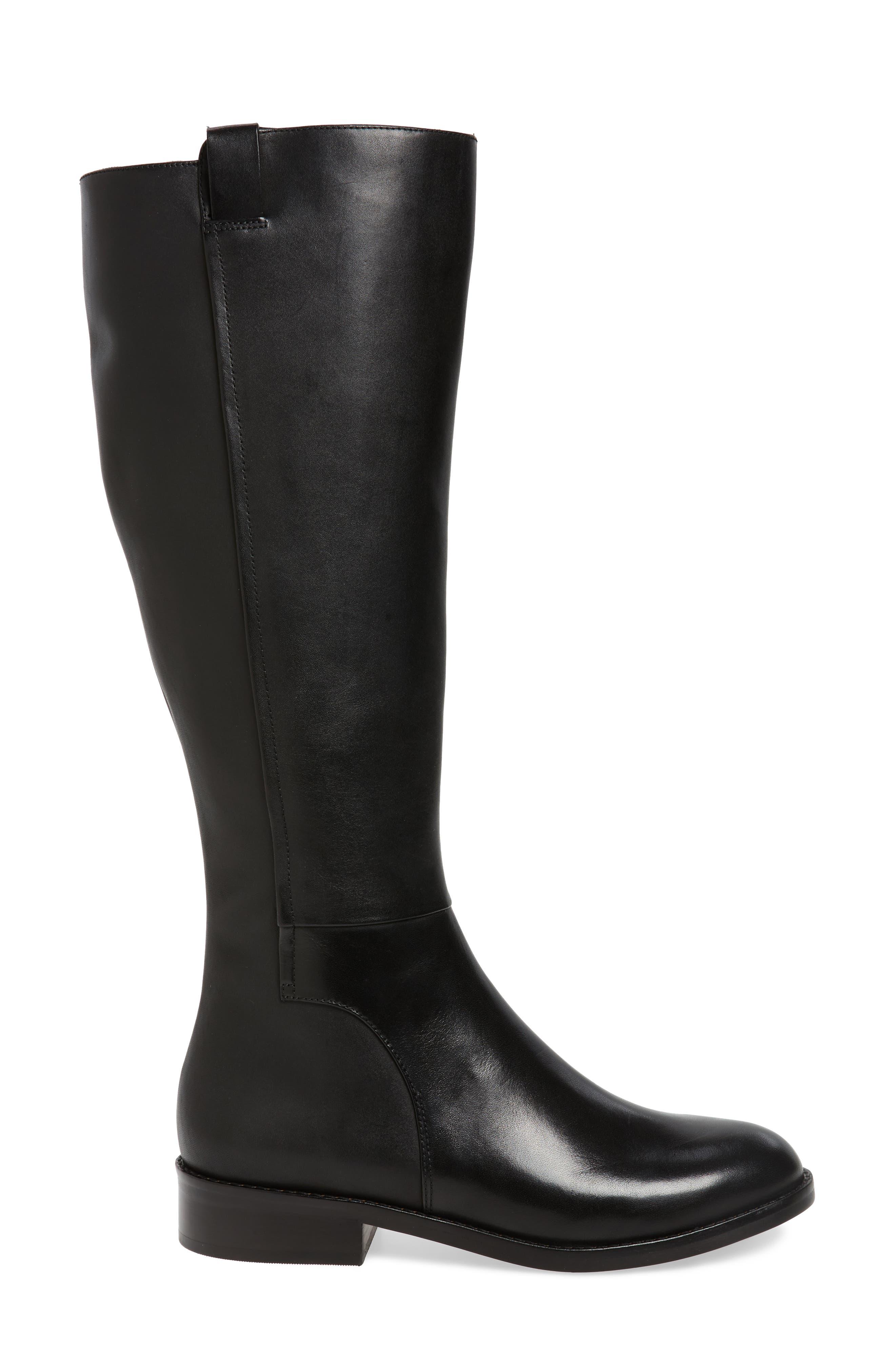 Alternate Image 3  - Cole Haan Katrina Riding Boot (Women) (Regular & Wide Calf)
