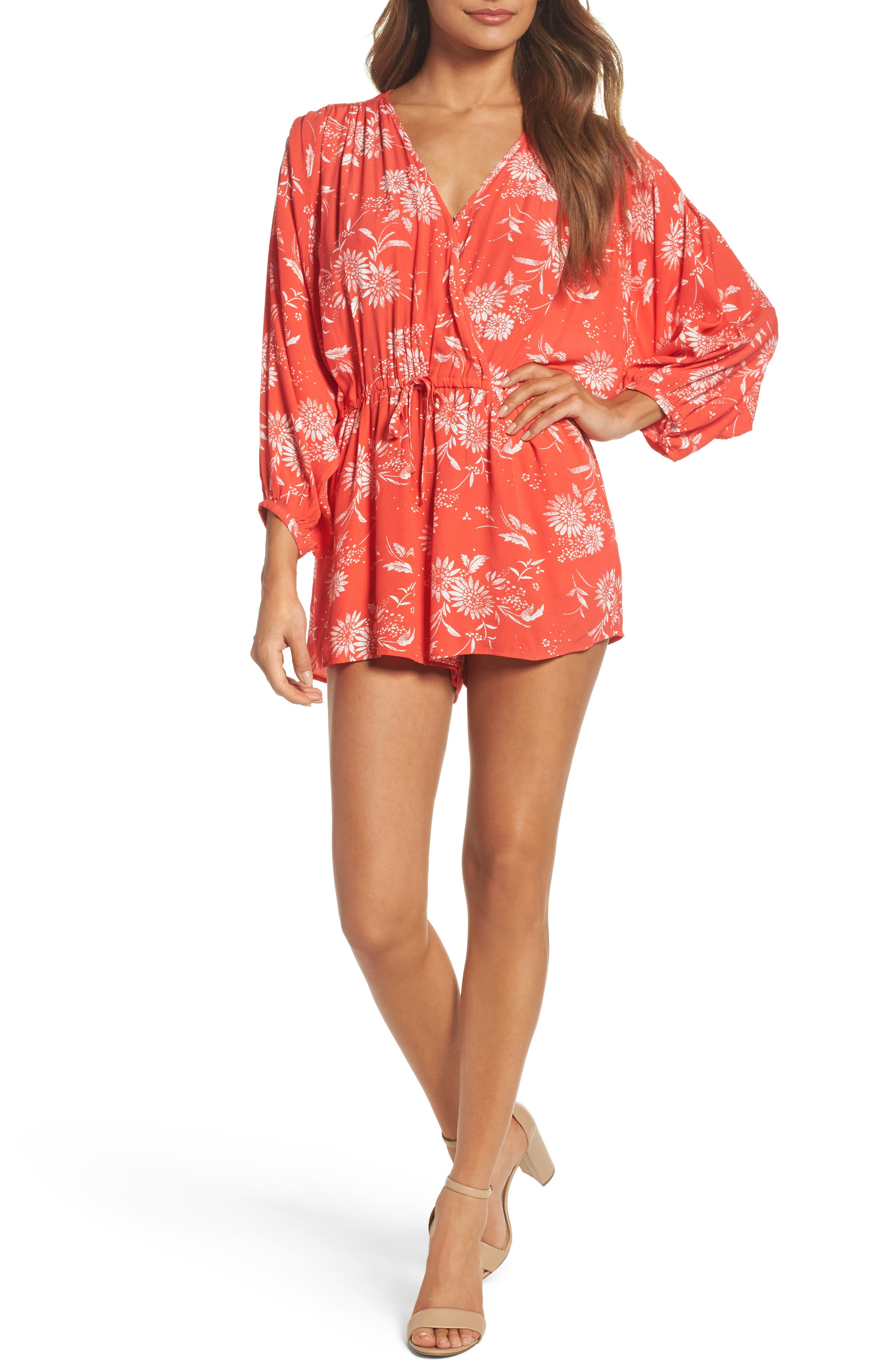 Knot Sisters Coco Romper