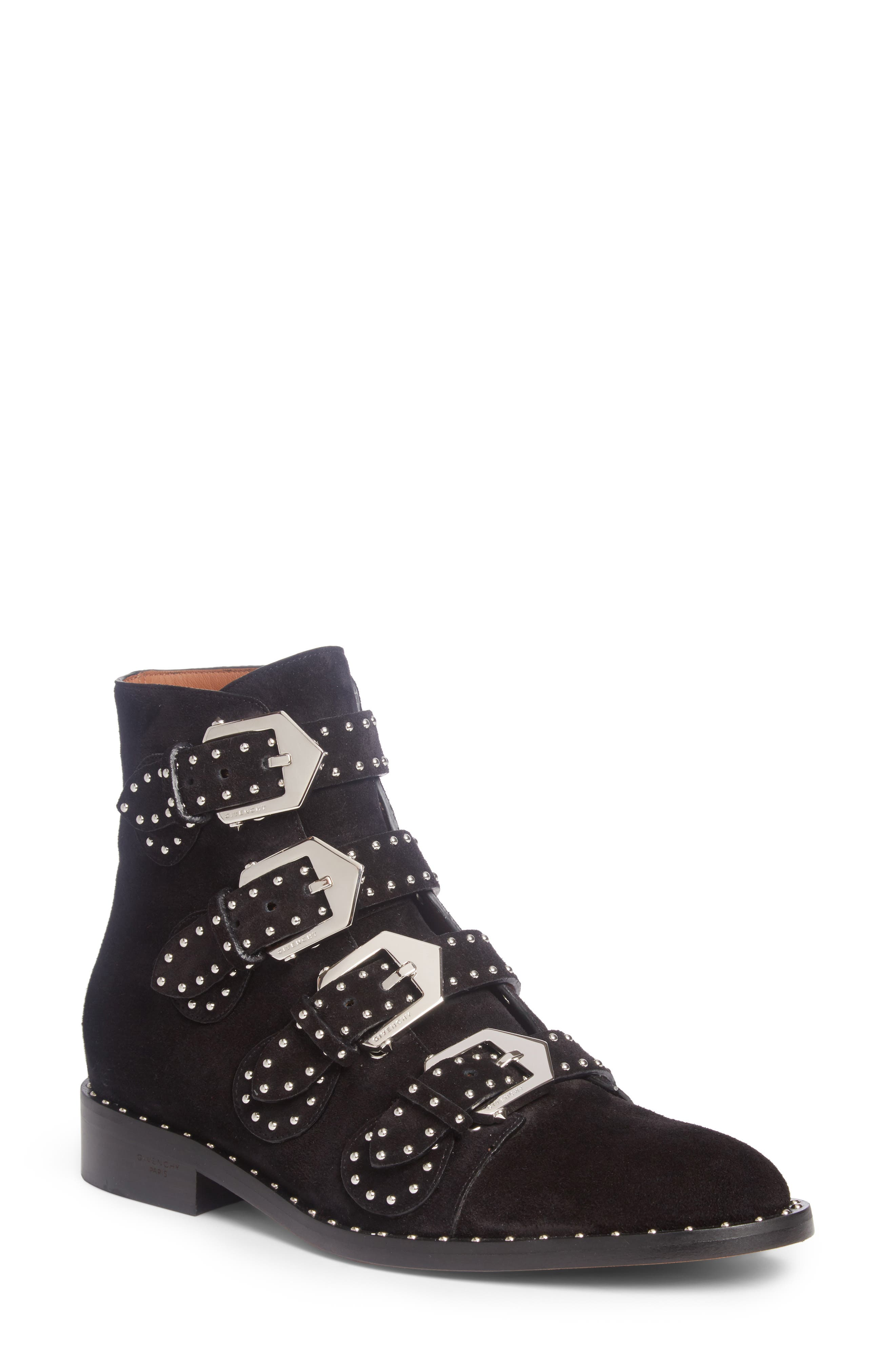 Alternate Image 1 Selected - GivenchyBuckle Bootie (Women)