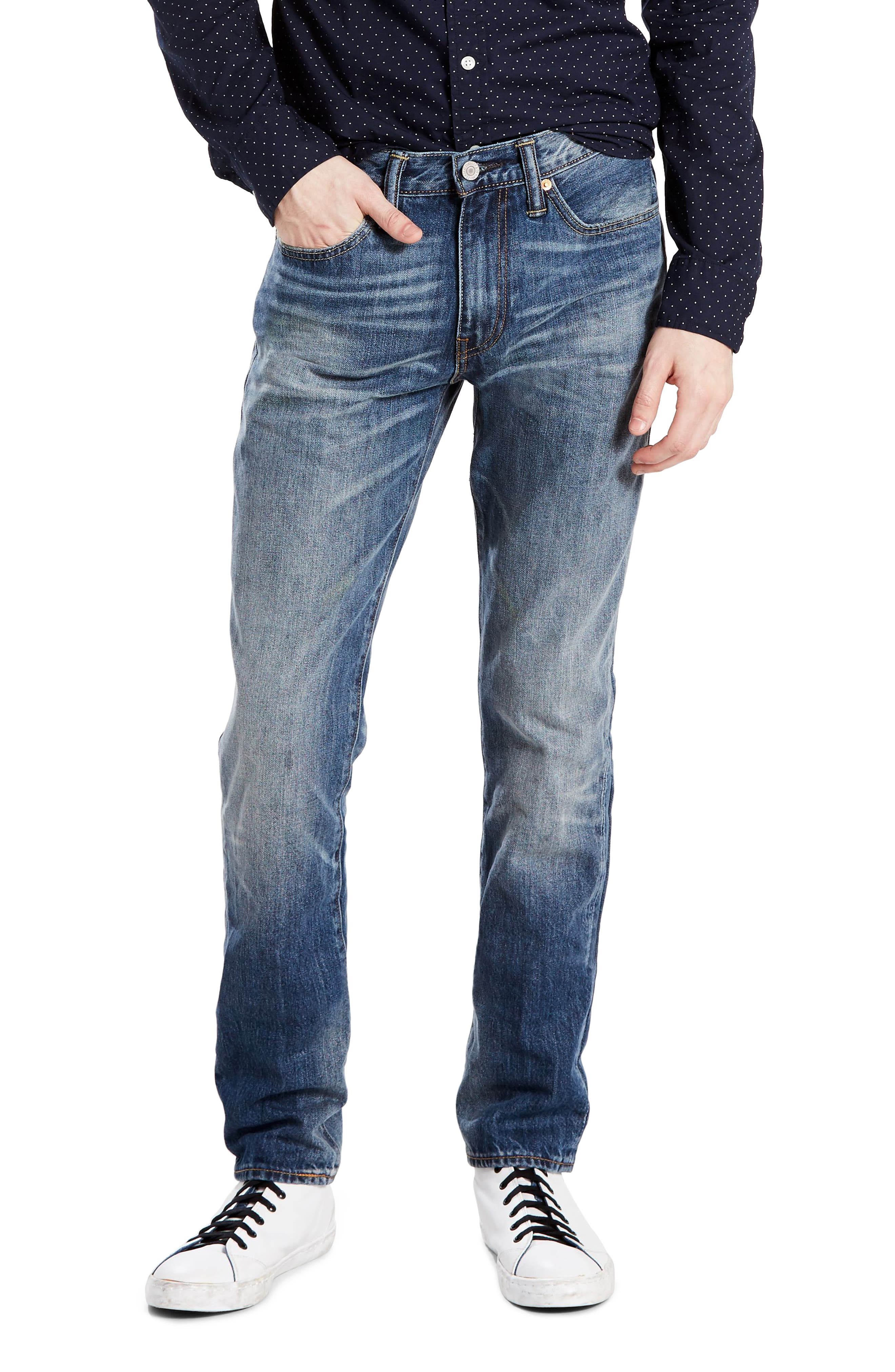 Alternate Image 1 Selected - Levi's® 511™ Slim Fit Jeans (The Cavern)