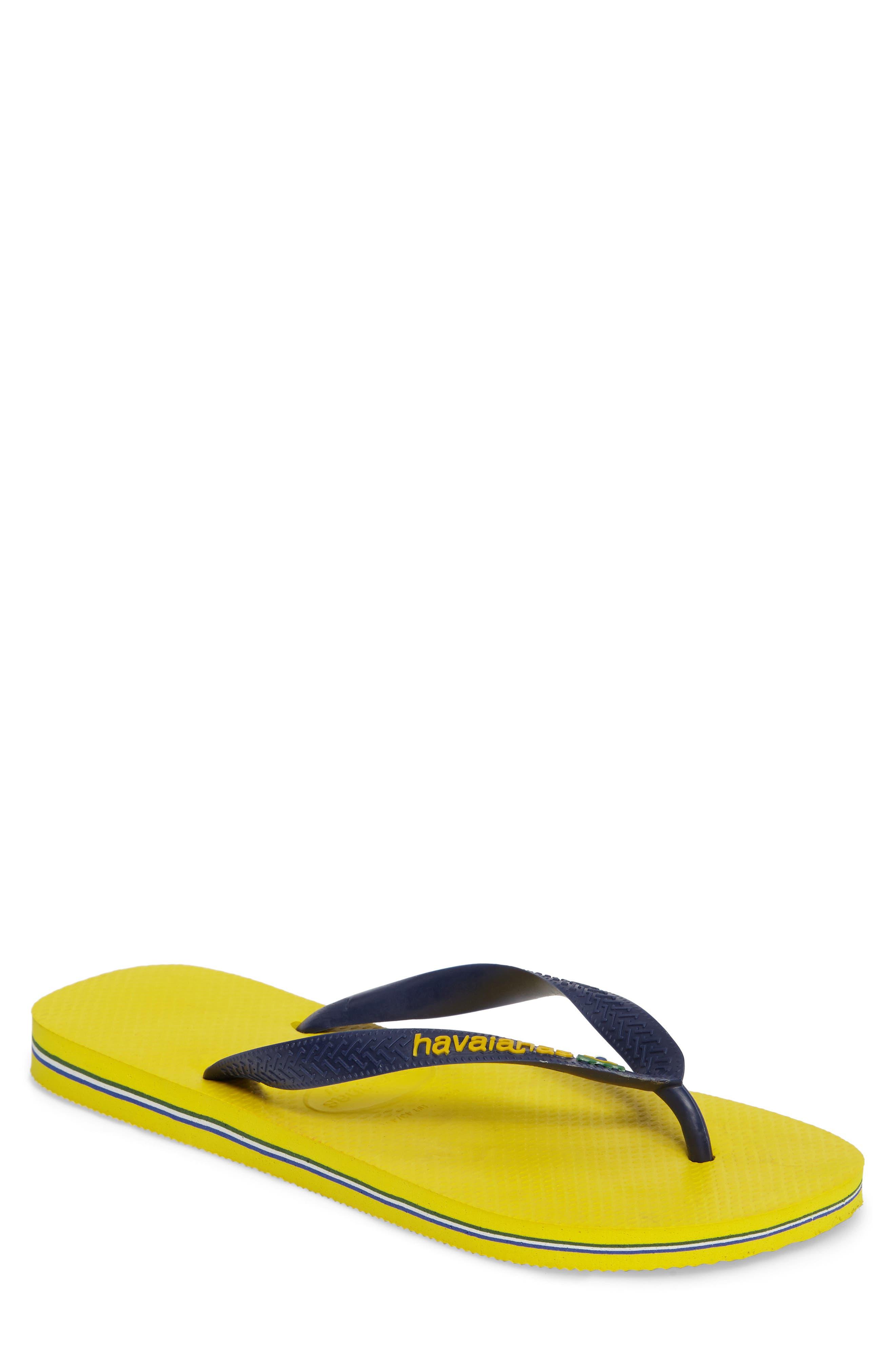 Main Image - Havaianas 'Brazil' Flip Flop (Men)