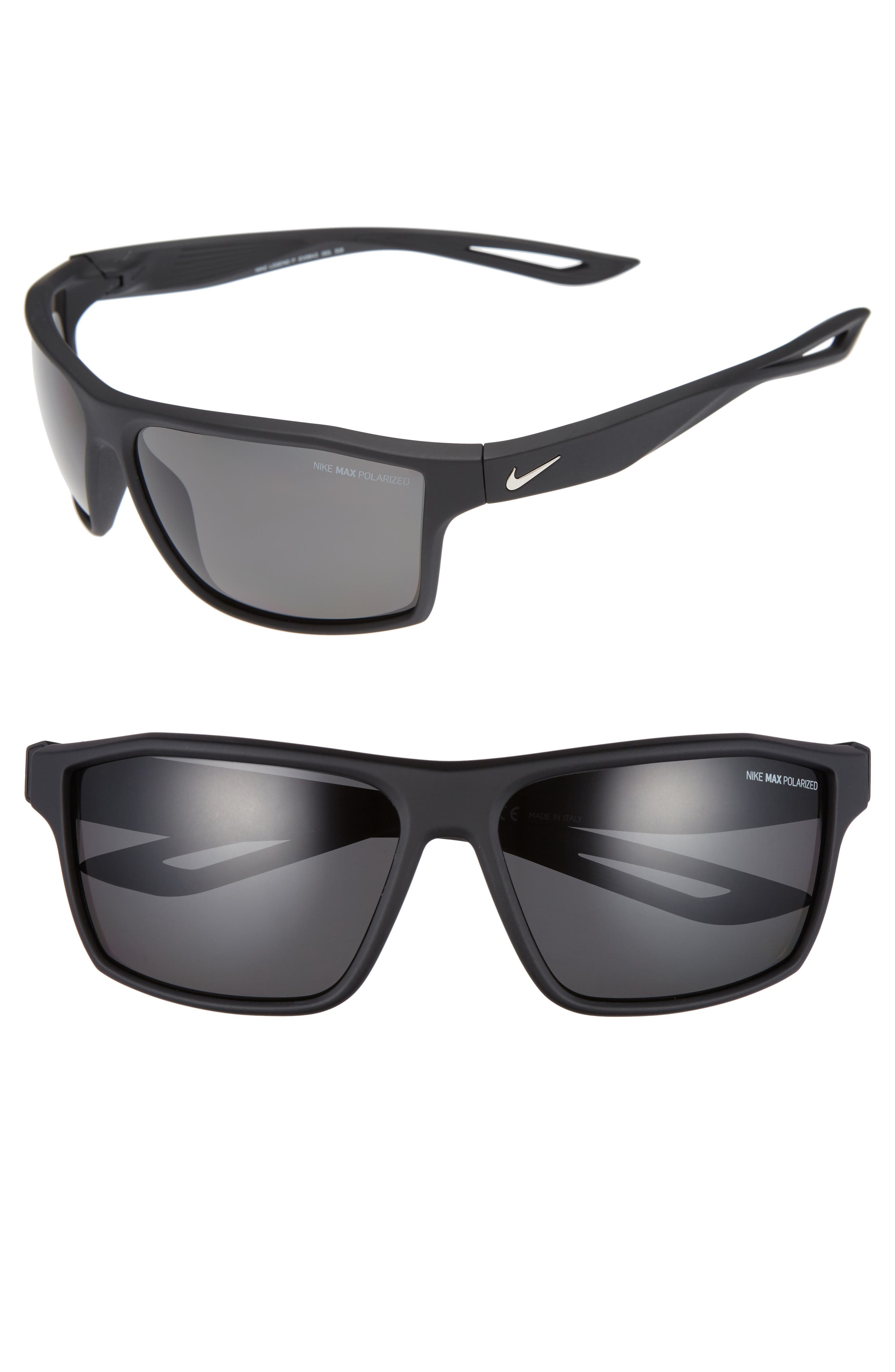 Nike Legend 65mm Polarized Multi-Sport Sunglasses