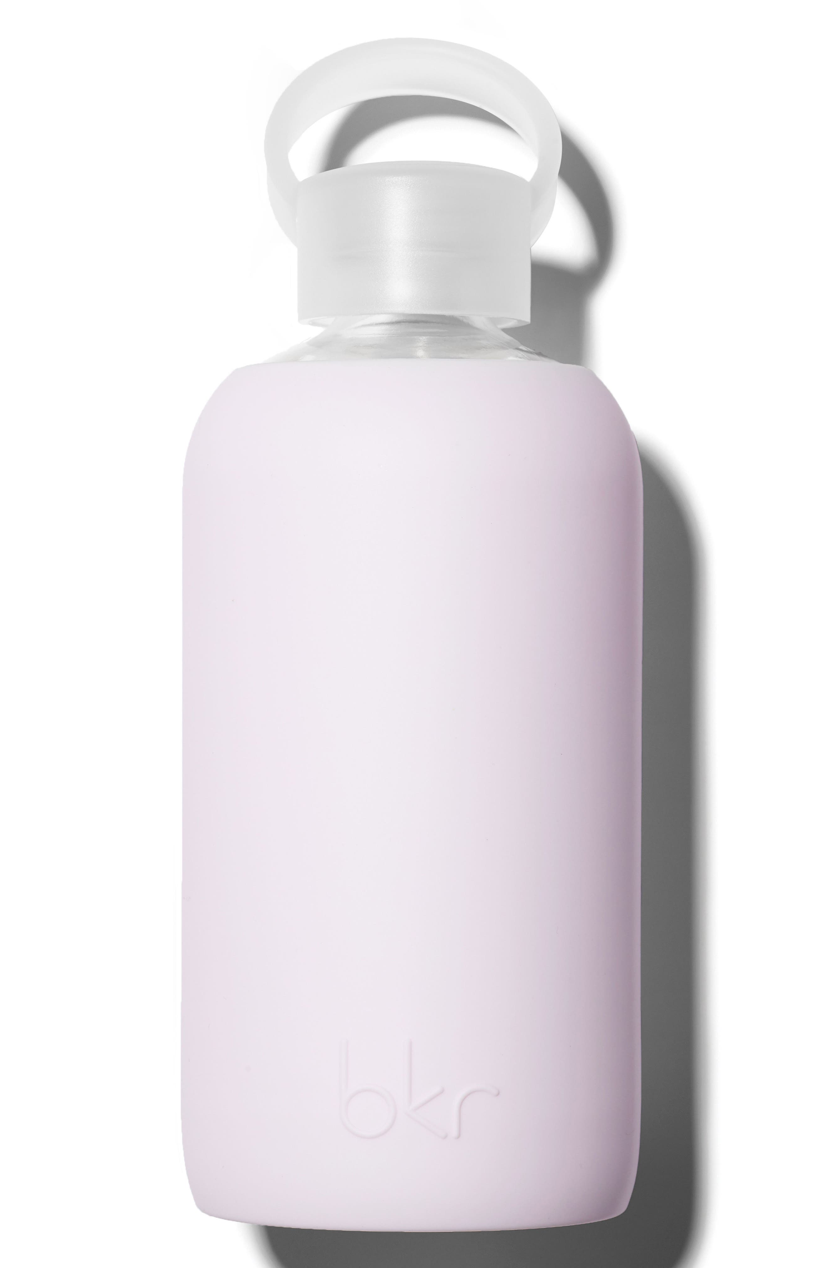 Alternate Image 1 Selected - bkr® 16-Ounce Glass Water Bottle