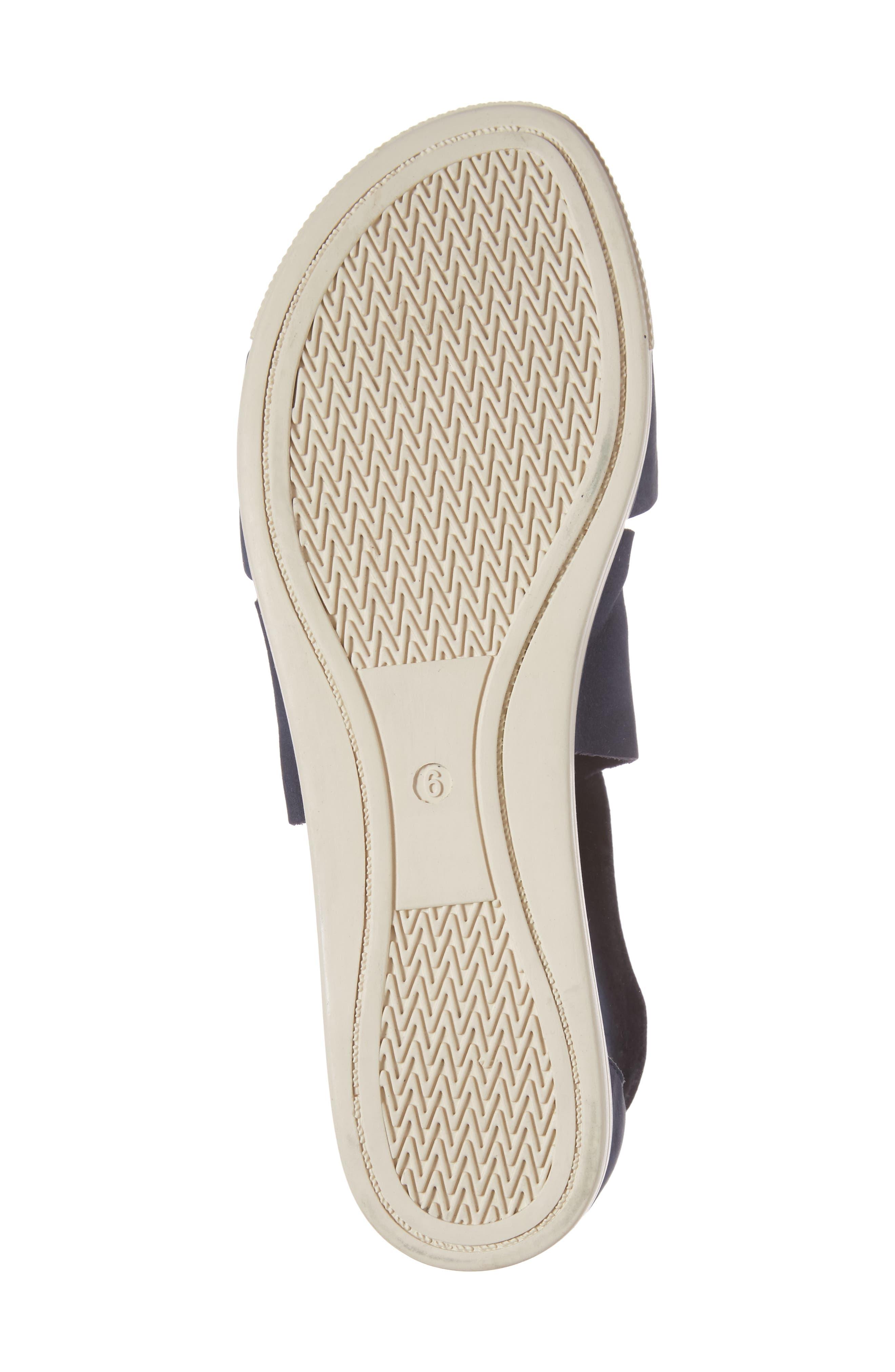Alternate Image 6  - Eileen Fisher Sport Platform Sandal