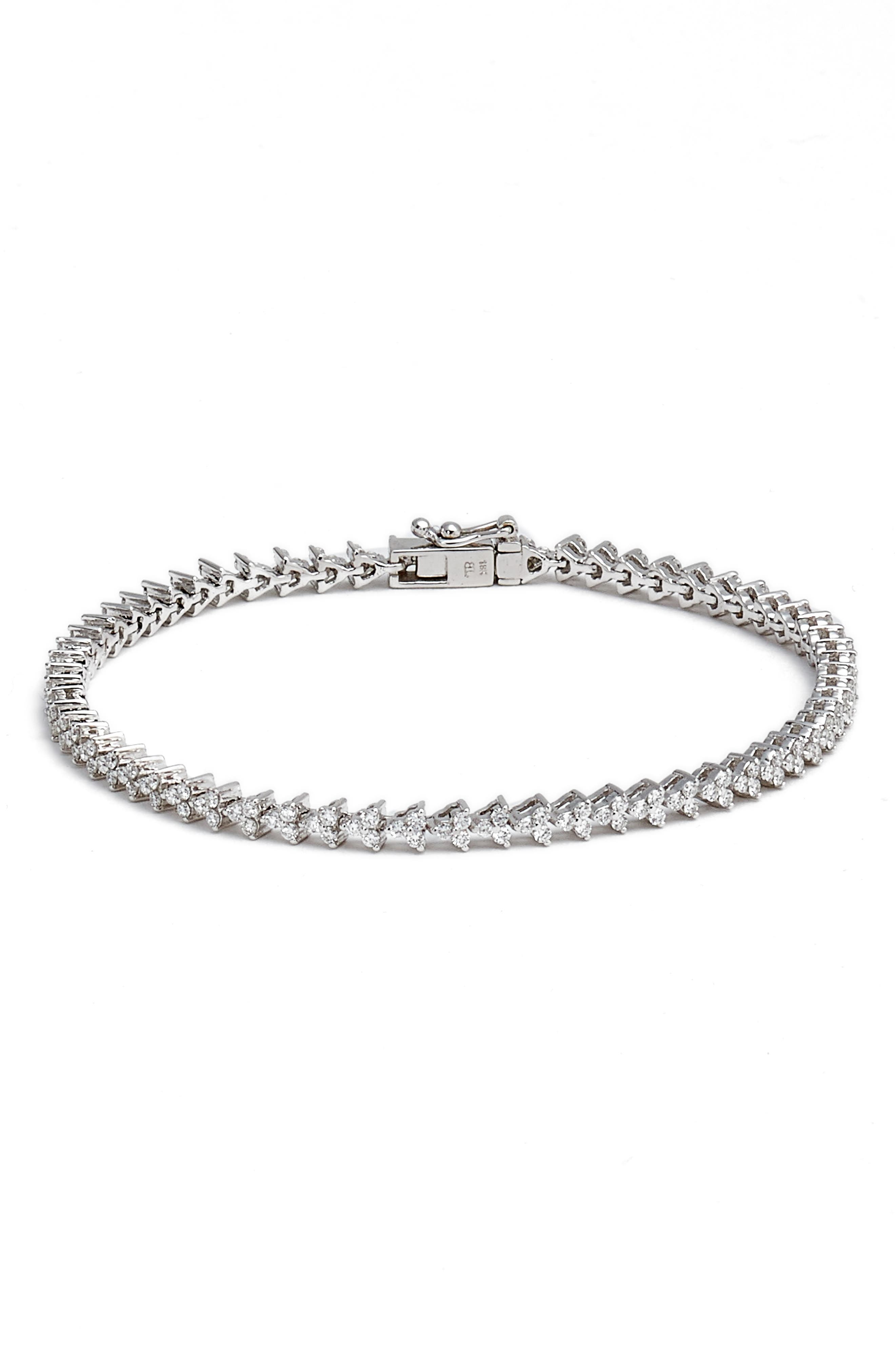Bony Levy Liora Diamond Tennis Bracelet