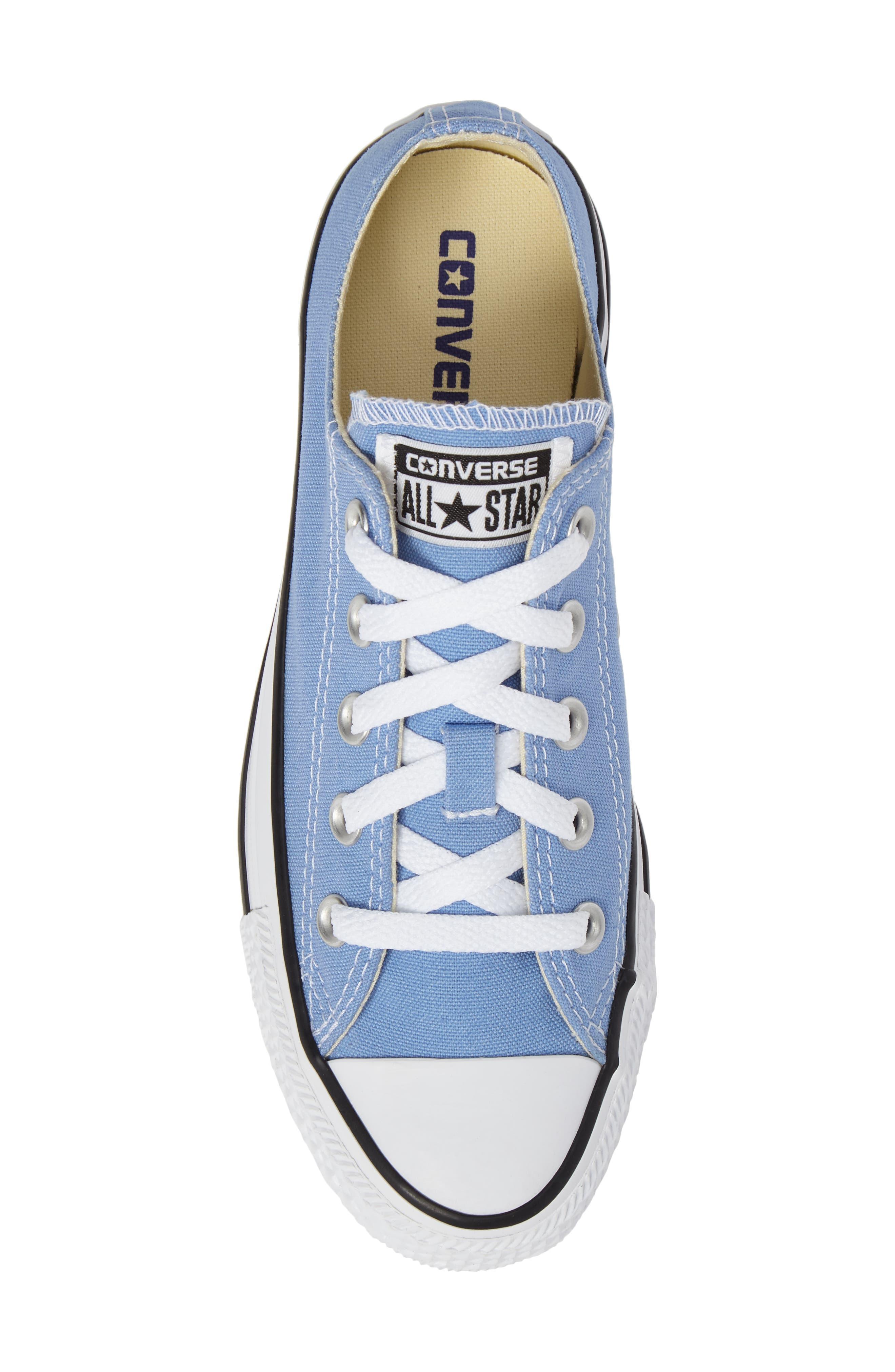 Alternate Image 5  - Converse Chuck Taylor® All Star® Seasonal Ox Low Top Sneaker (Women)