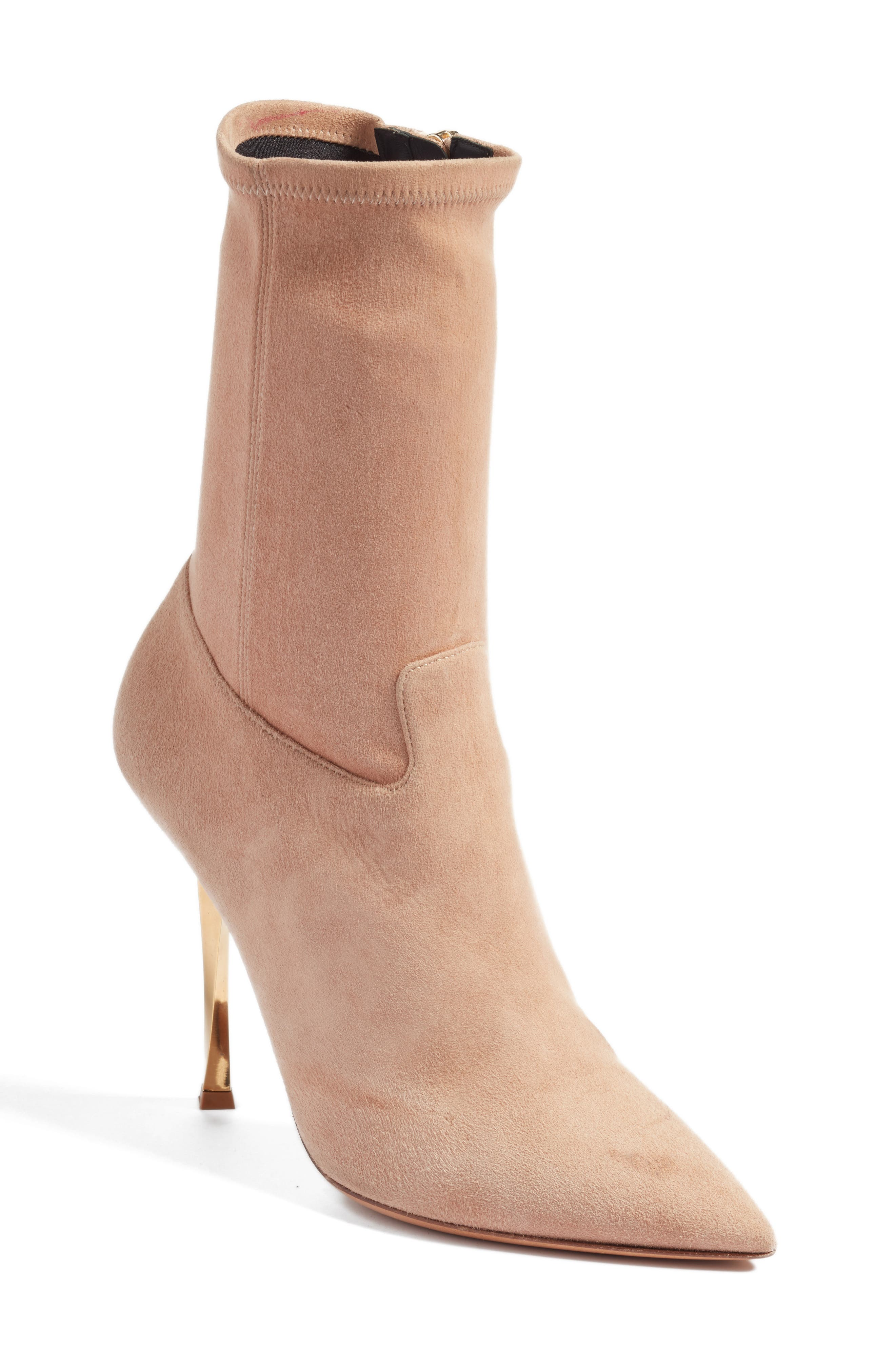 VALENTINO GARAVANI Twisteel Stiletto Bootie (Women)
