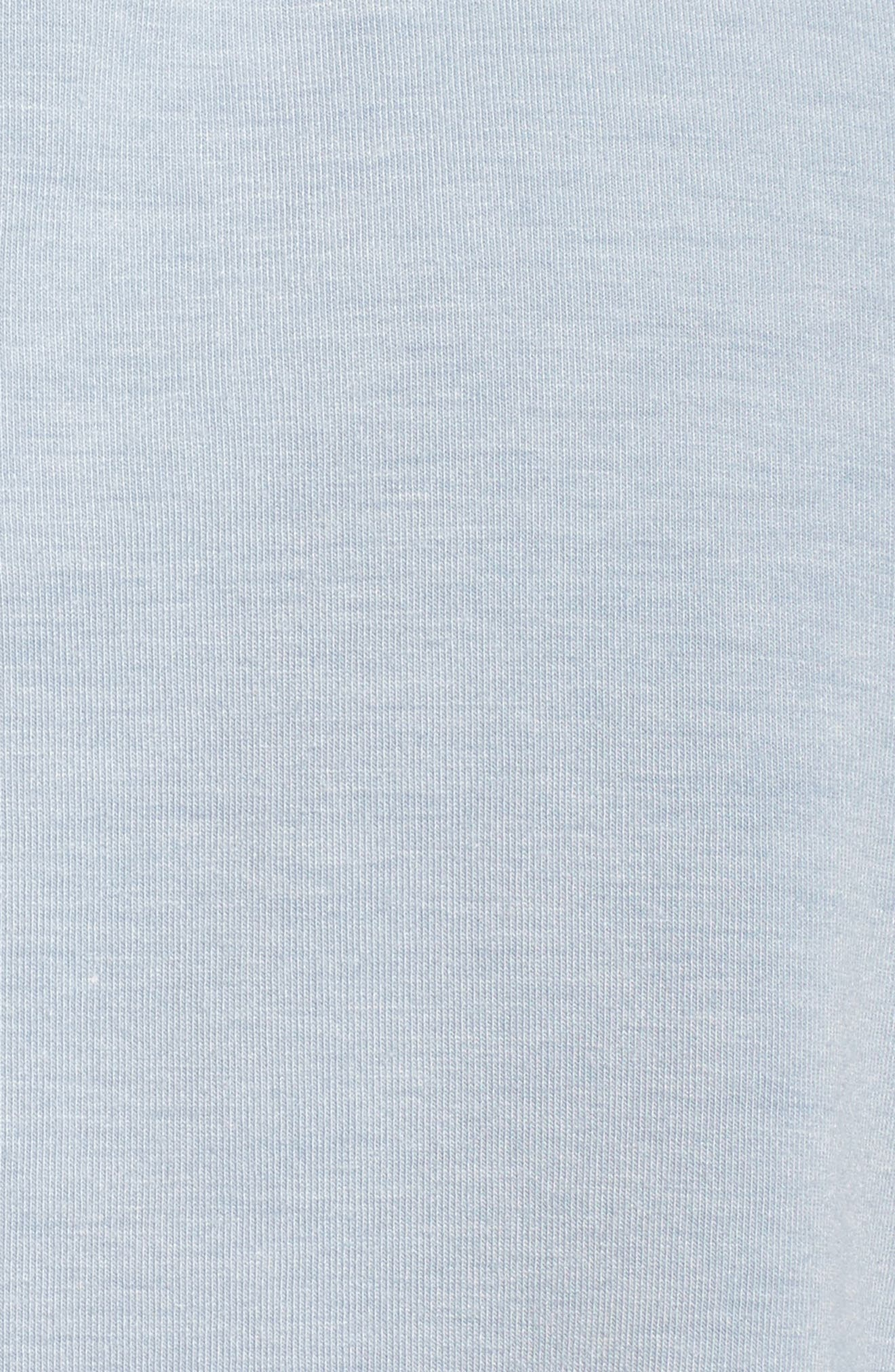 Alternate Image 6  - Honeydew Intimates Jersey Robe (2 for $60)