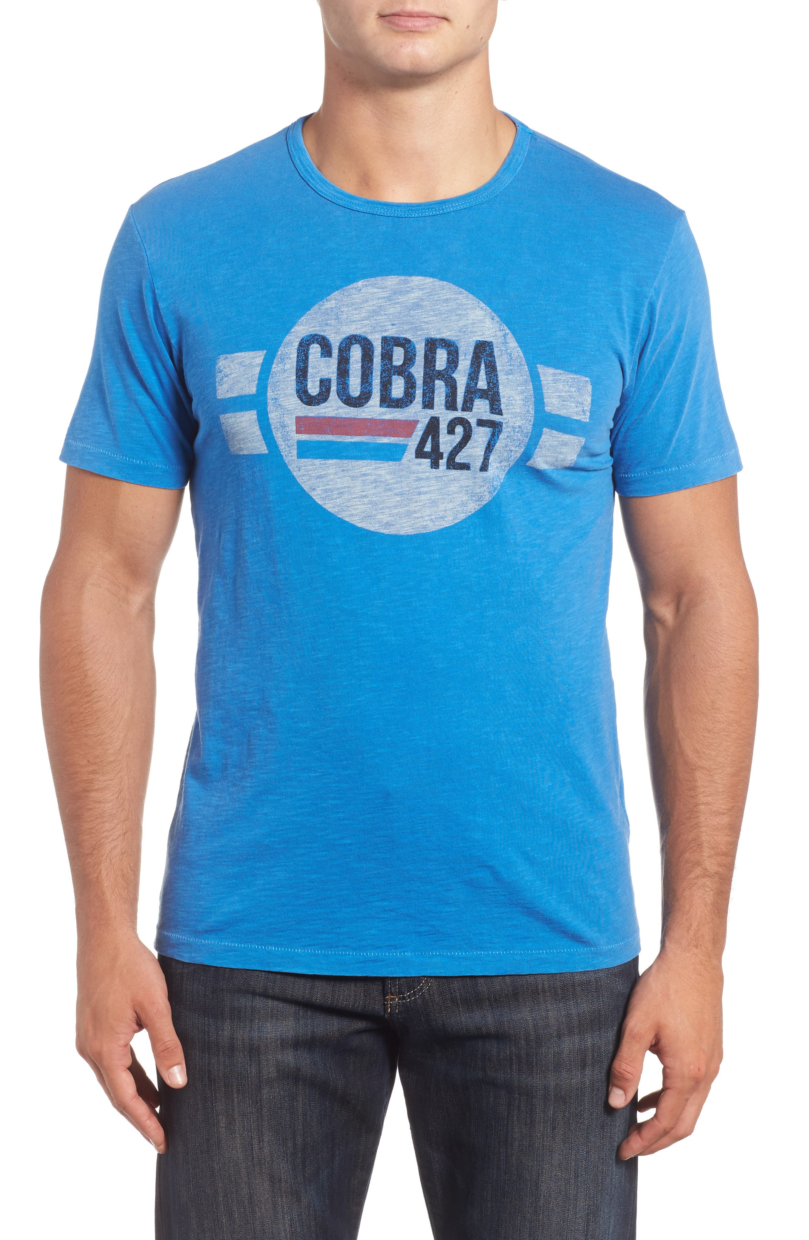Lucky Brand Ford Cobra 427 Graphic T-Shirt