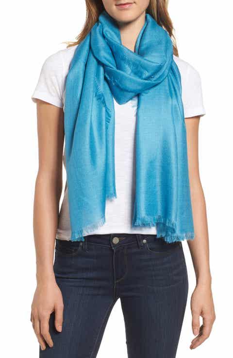 Nordstrom Cashmere   Silk Wrap
