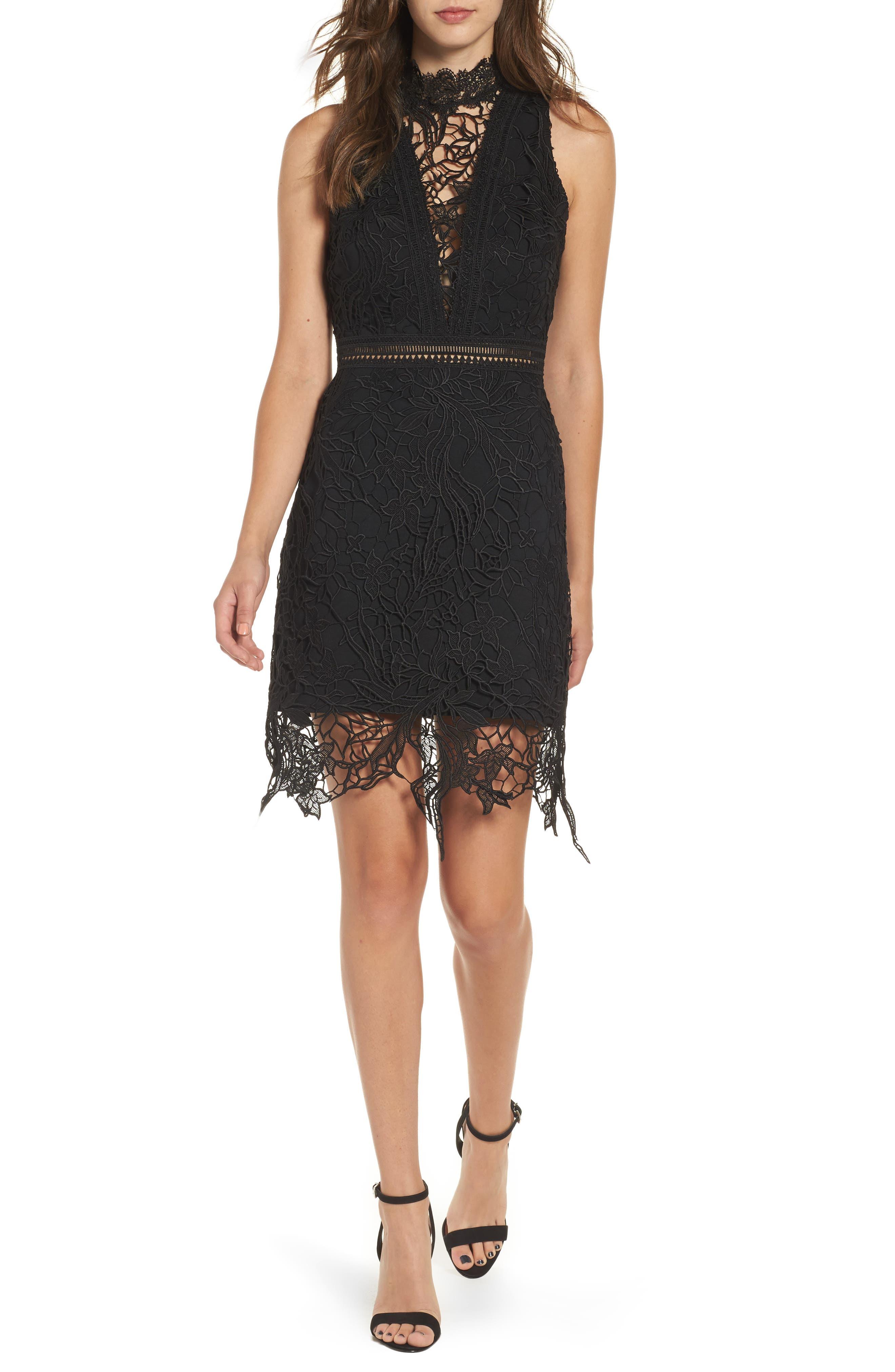 ASTR the Label Felicity Sheath Dress