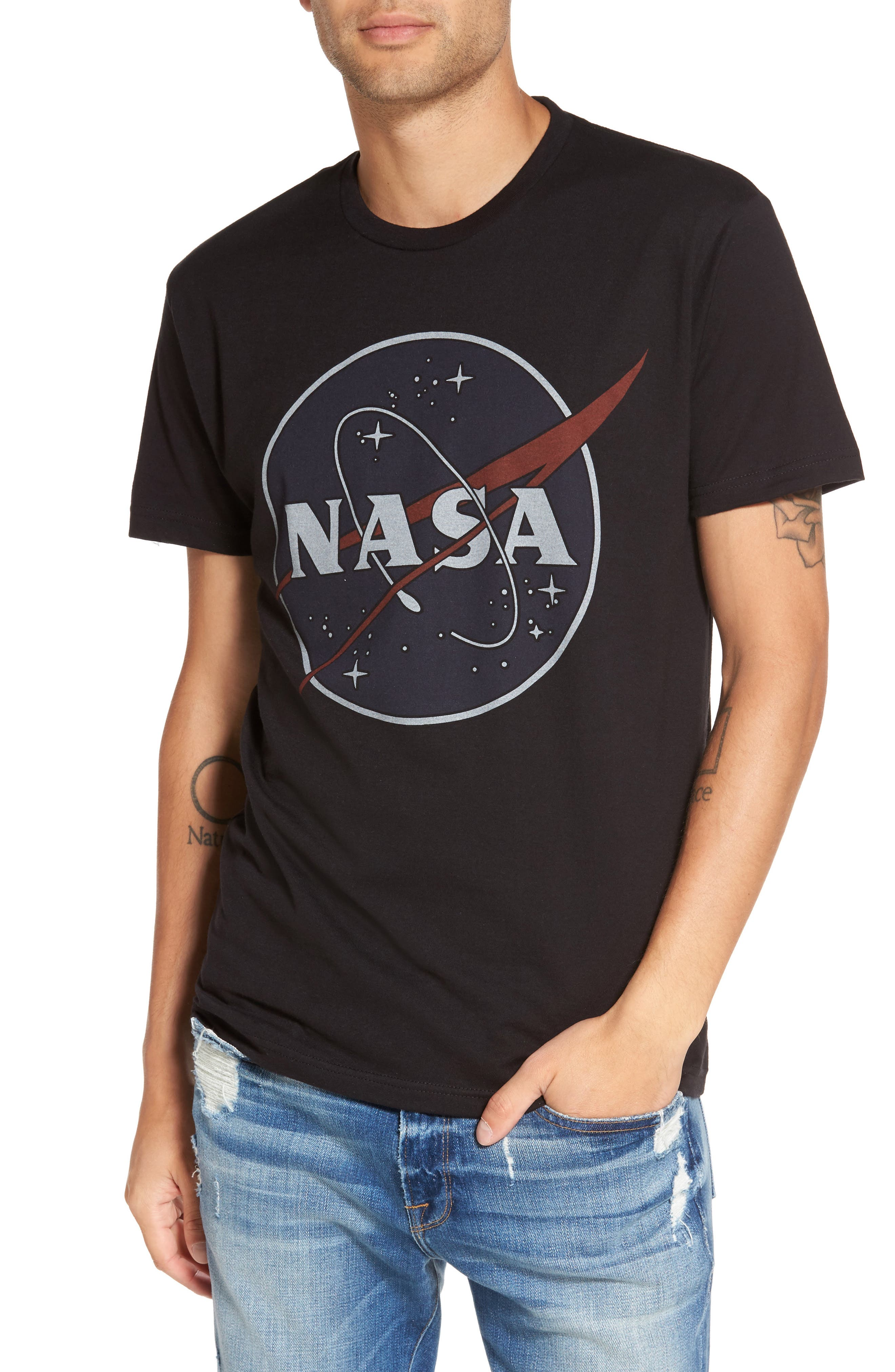 PalmerCash NASA Logo T-Shirt
