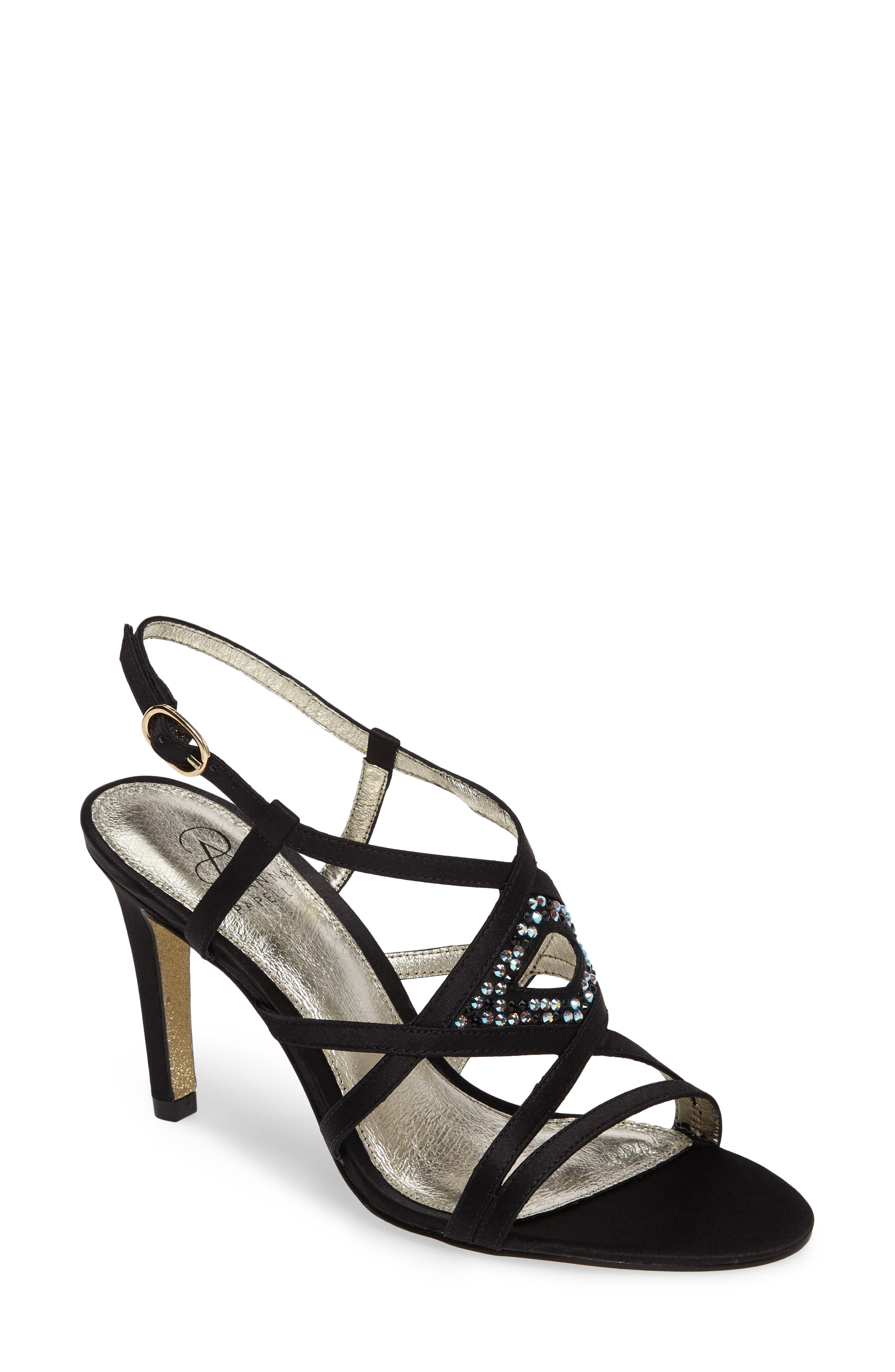 Adrianna Papell Ace Embellished Sandal (Women)