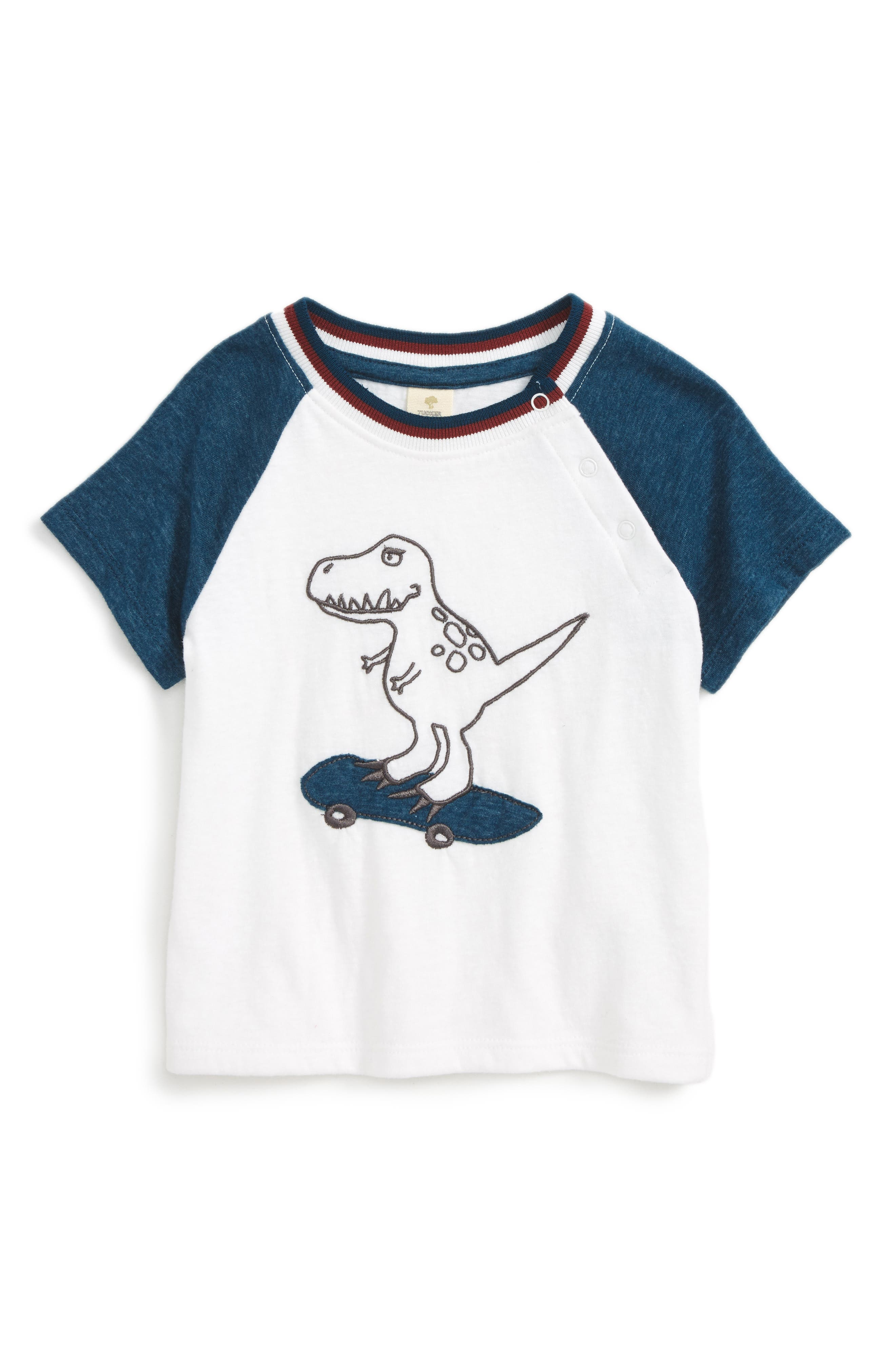 Tucker + Tate Raglan T-Shirt (Baby Boys)