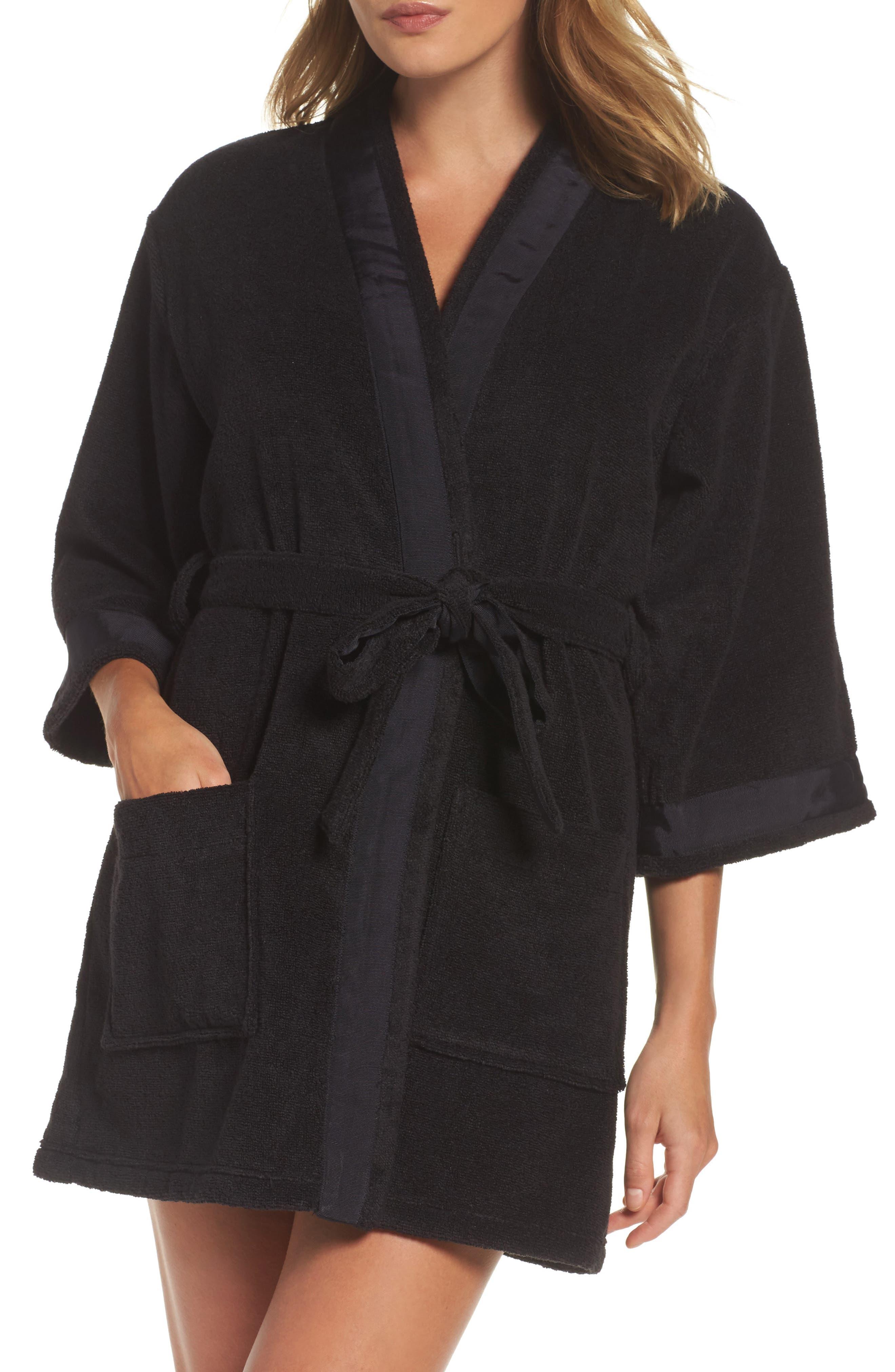 kate spade new york short robe