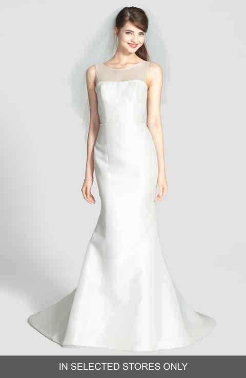 Silk Wedding Dresses | Nordstrom