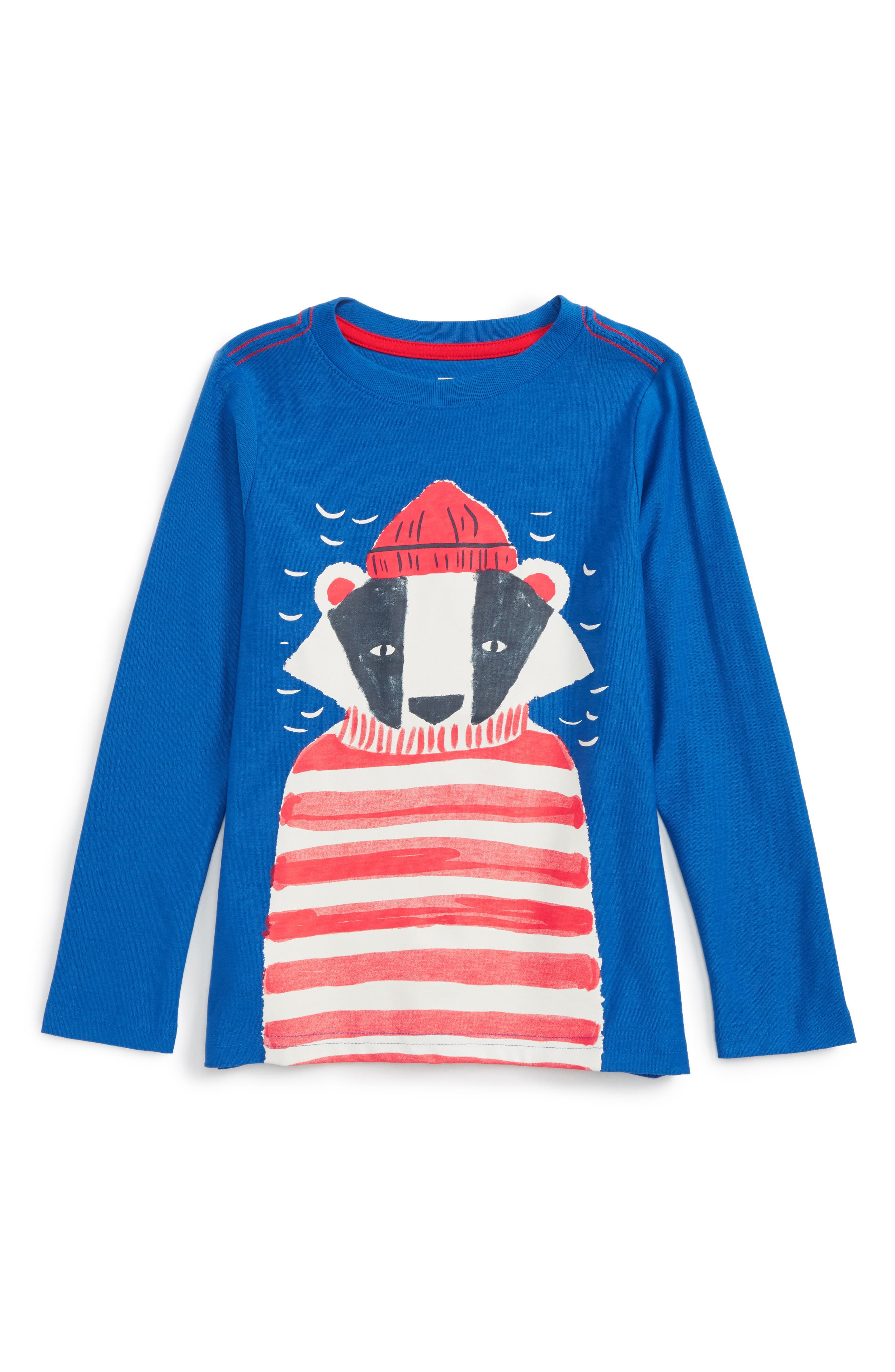 Tea Collection Salty Badger Graphic T-Shirt (Toddler Boys & Little Boys)