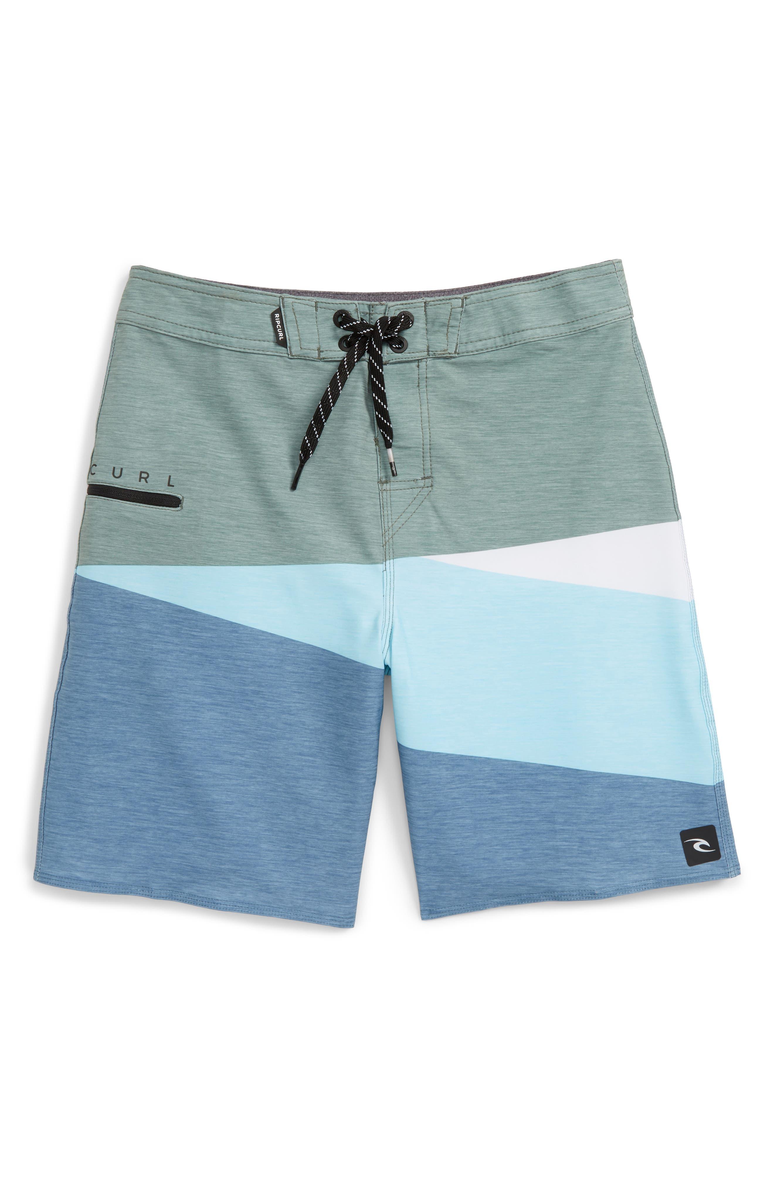Rip Curl Mirage Wedge Board Shorts (Big Boys)