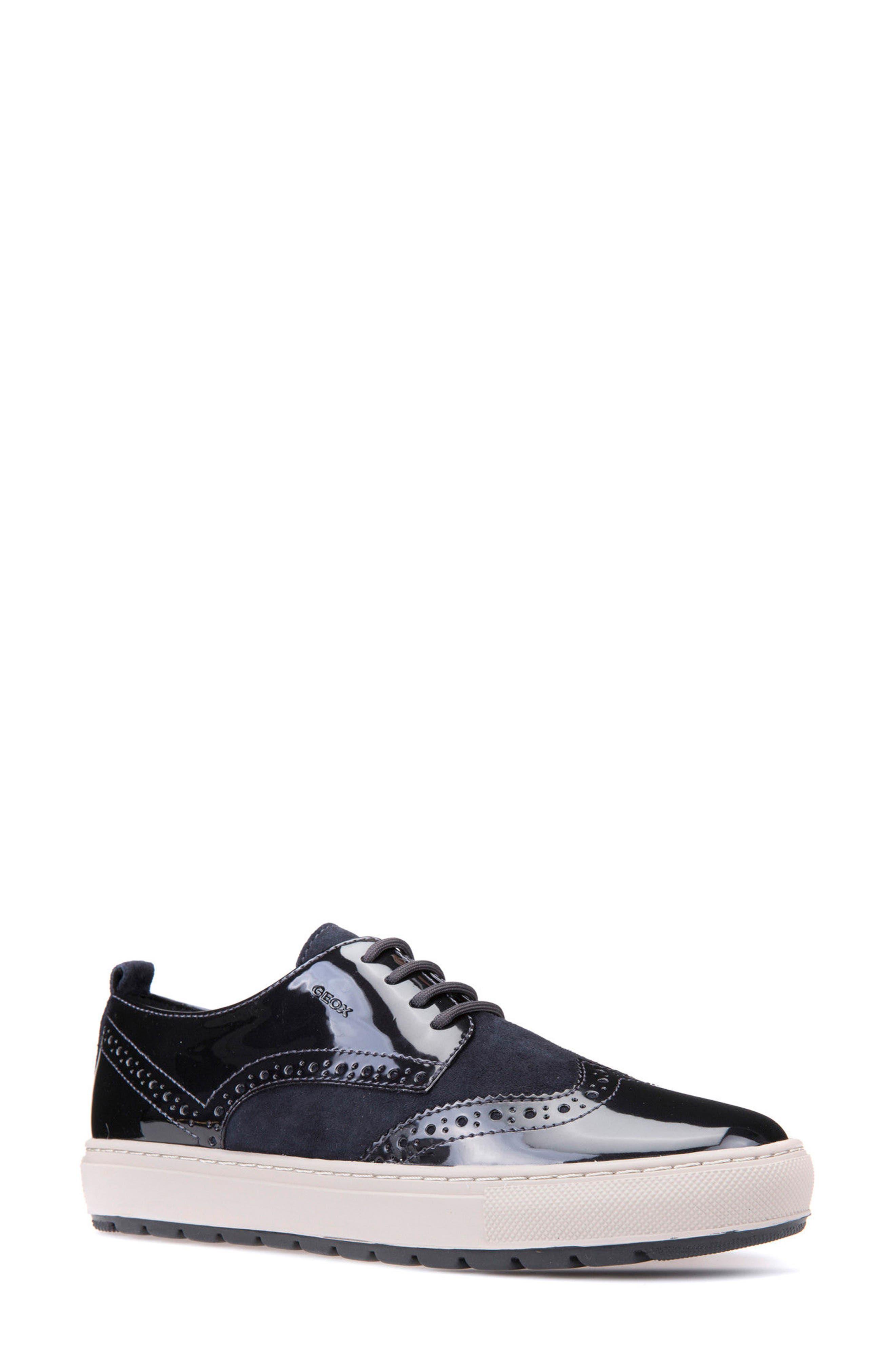 Geox Breeda Oxford Sneaker (Women)