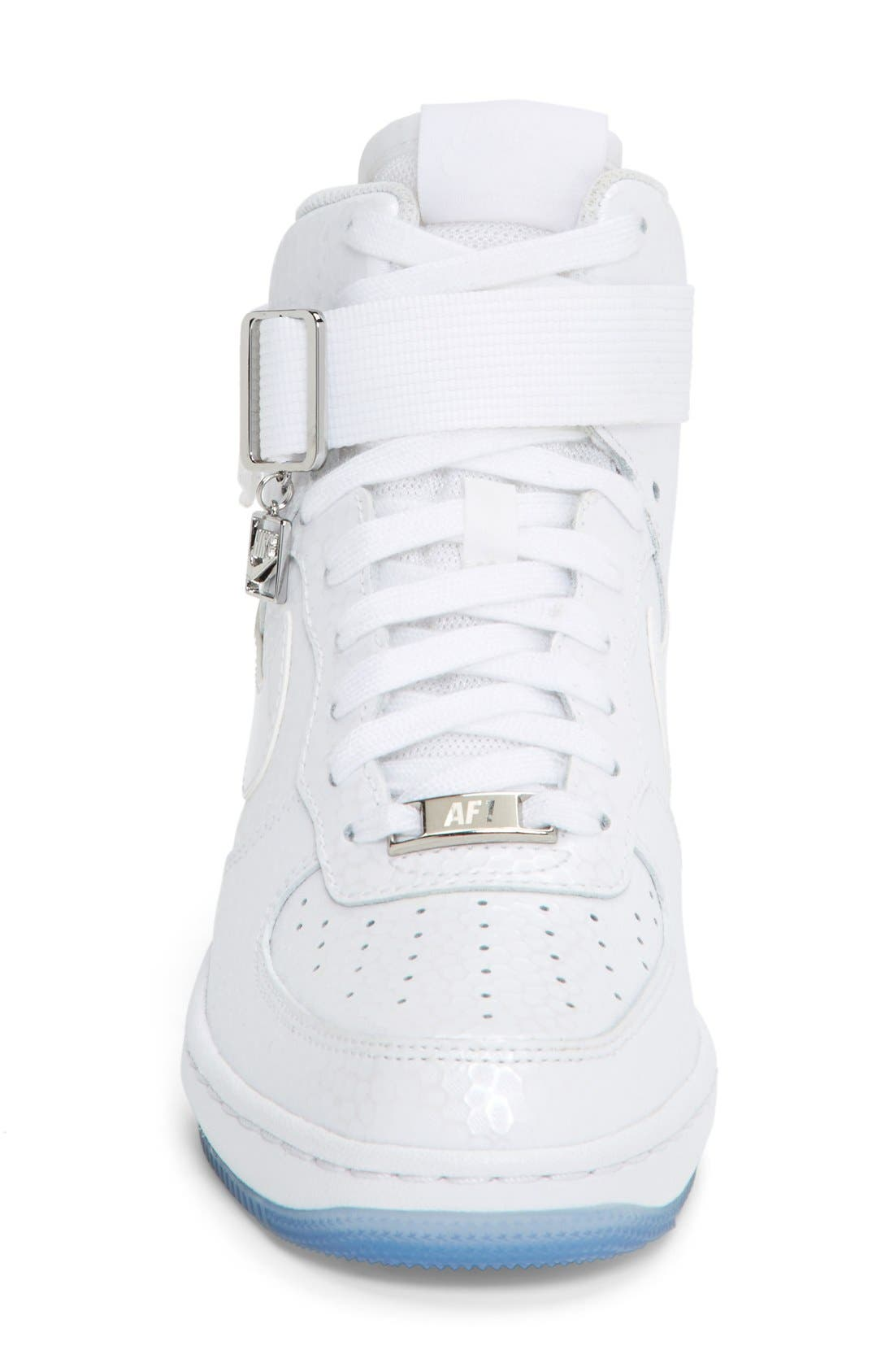 Alternate Image 3  - Nike 'Lunar Force 1 Sky Hi' Sneaker (Women)