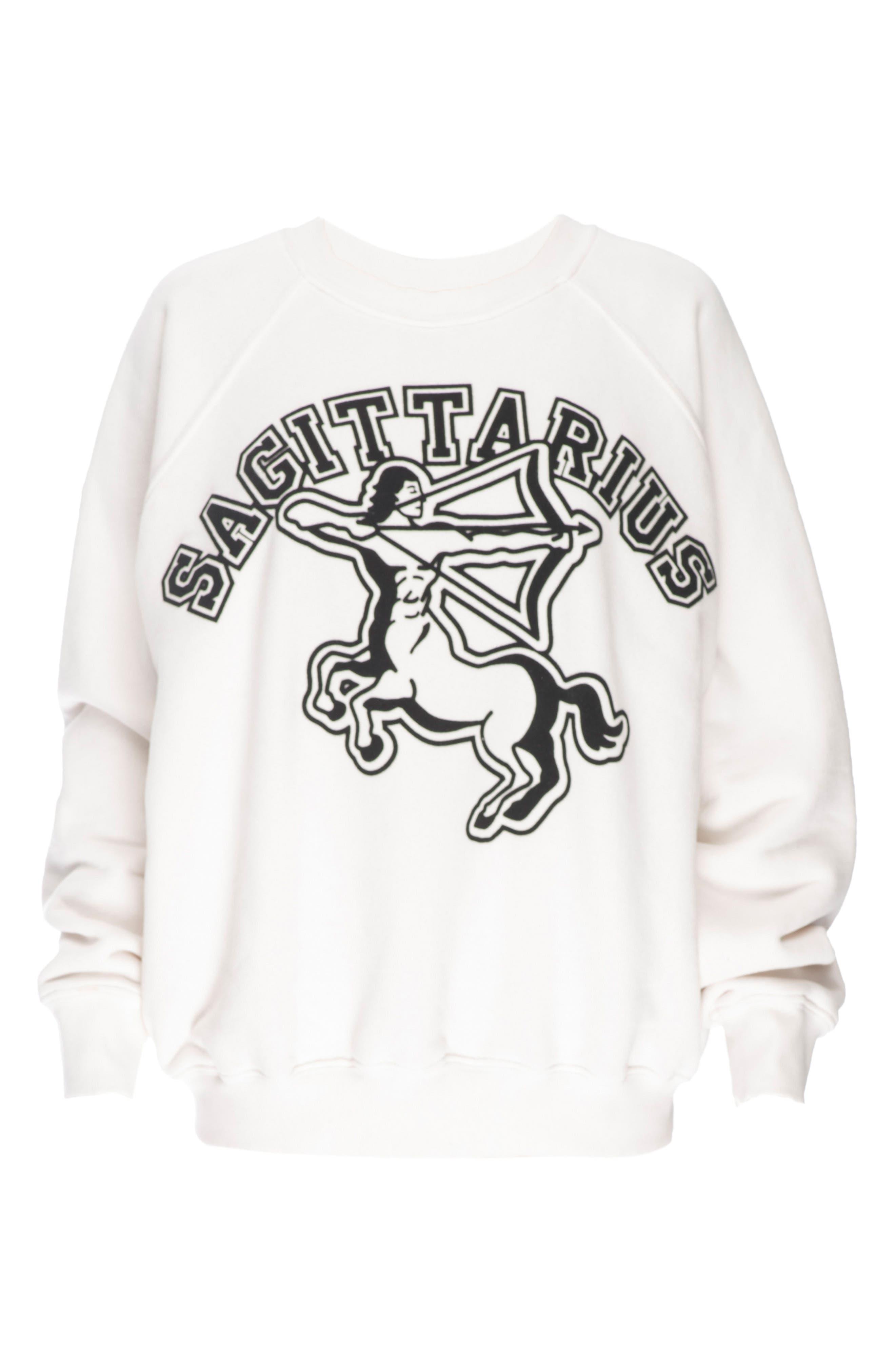 Good American Horoscope Sweatshirt (Limited Edition)