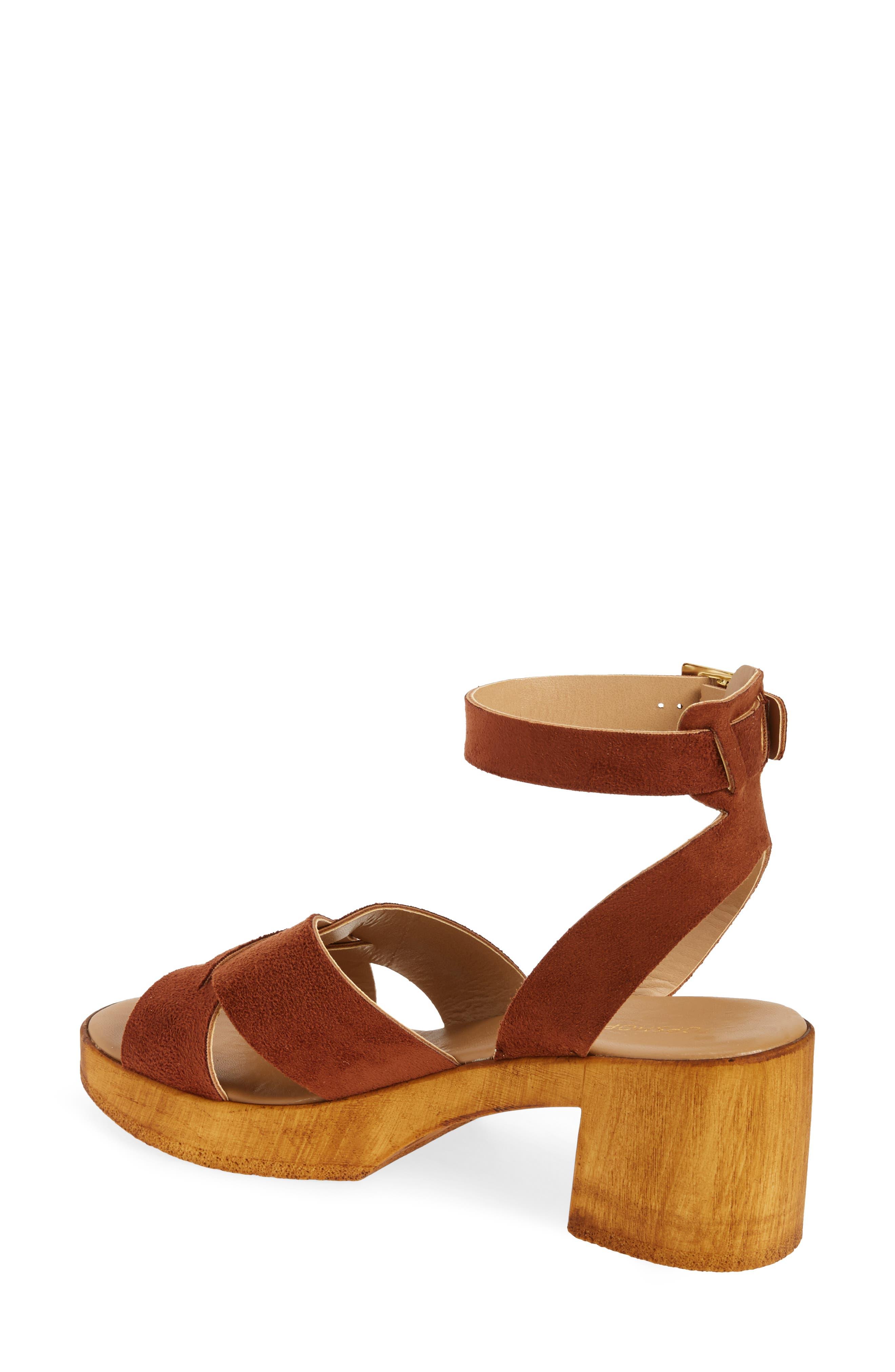 Alternate Image 2  - Topshop Dolly Block Heel Sandal (Women)