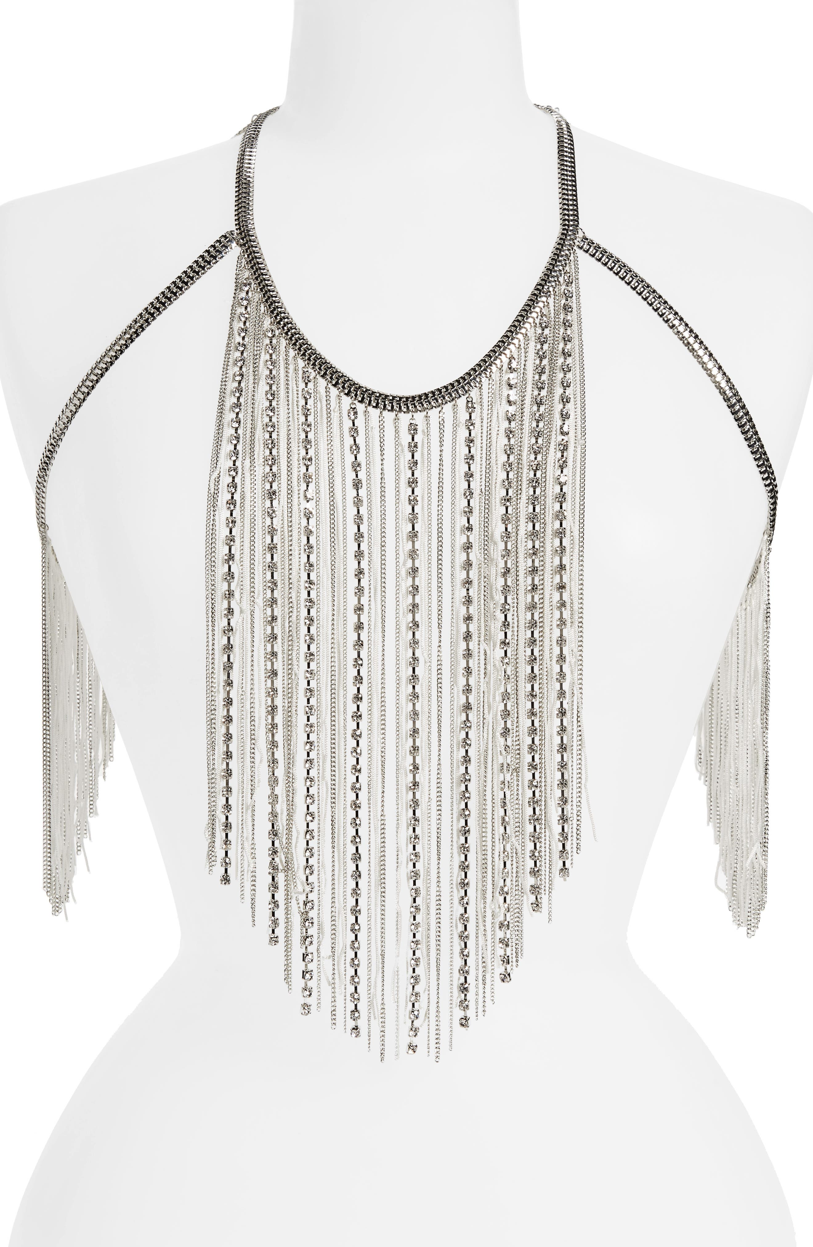 Topshop Wow Body Chain