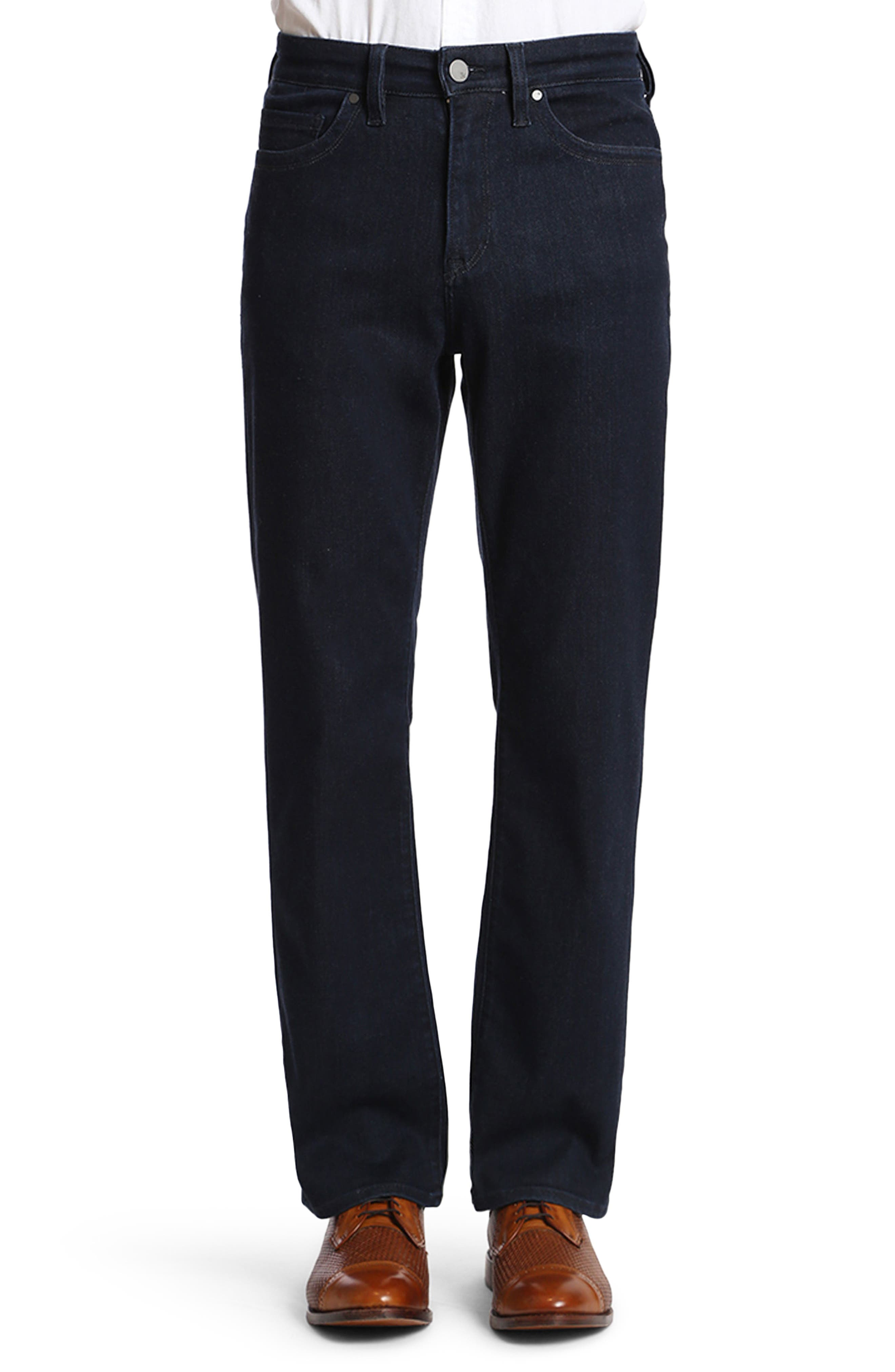 34 Heritage Charisma Relaxed Fit Jeans (Rinse Rome)