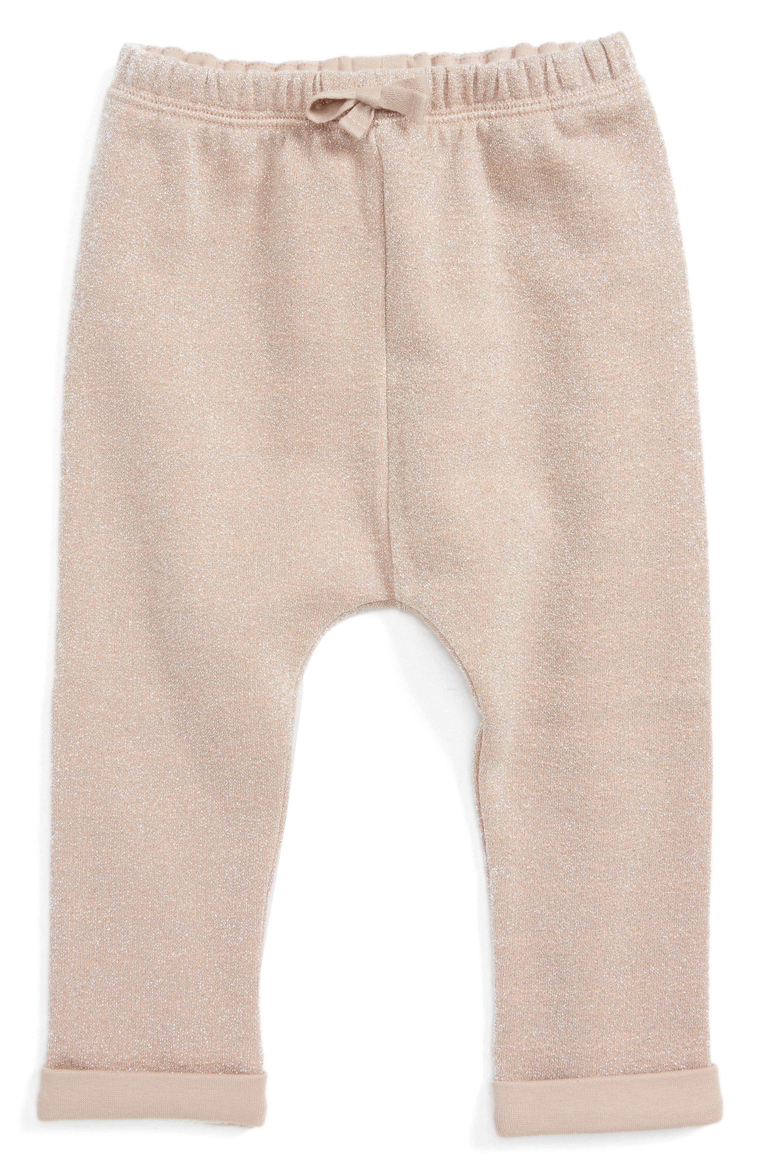 Peek Sparkle Pants (Baby Girls)