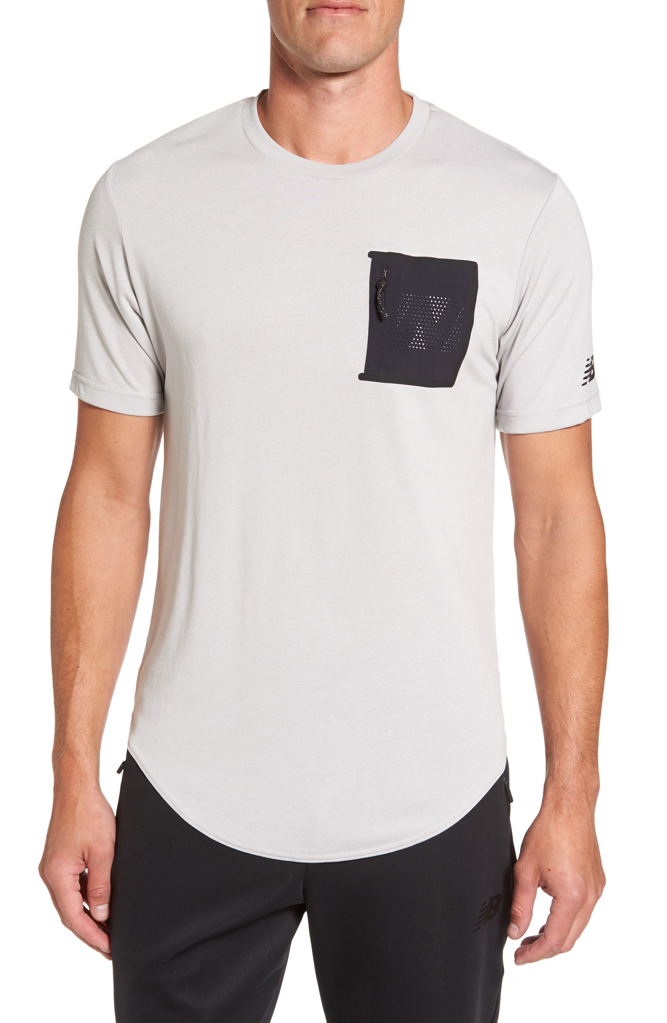 New Balance 247 Sport Pocket T-Shirt