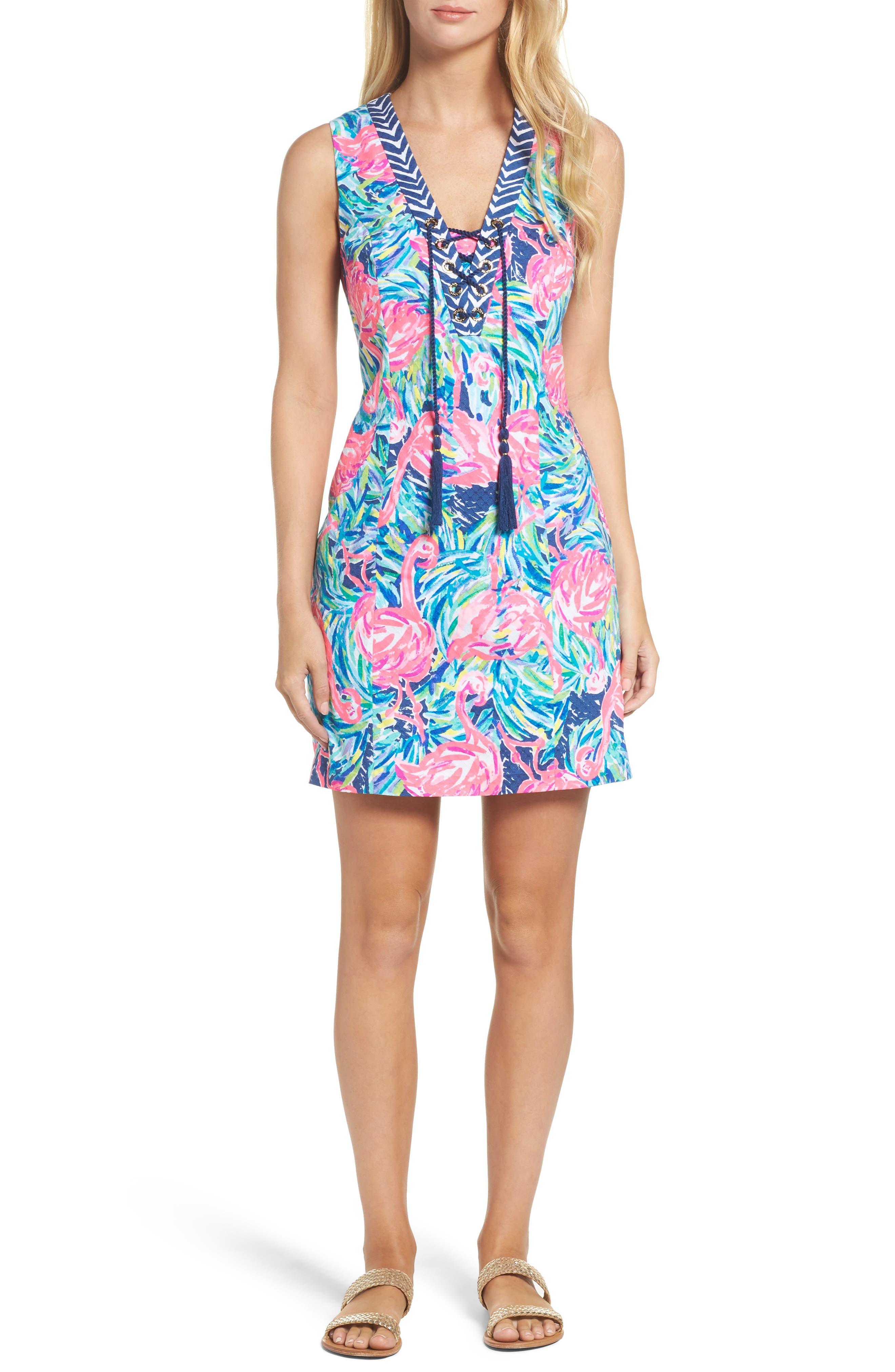 Lilly Pulitzer® Cabrey Sheath Dress