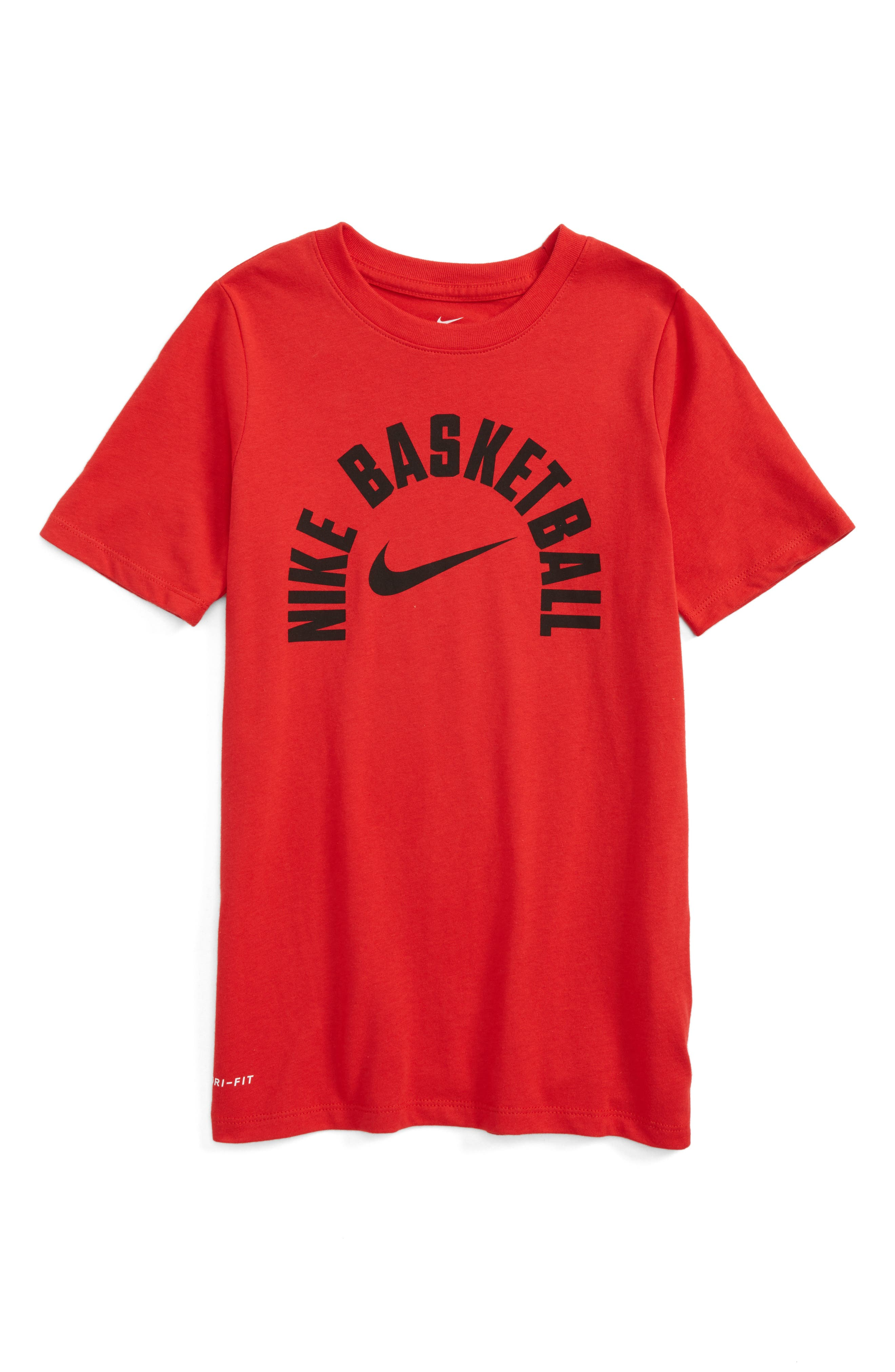 Nike Dry Basketball Graphic T-Shirt (Little Boys & Big Boys)