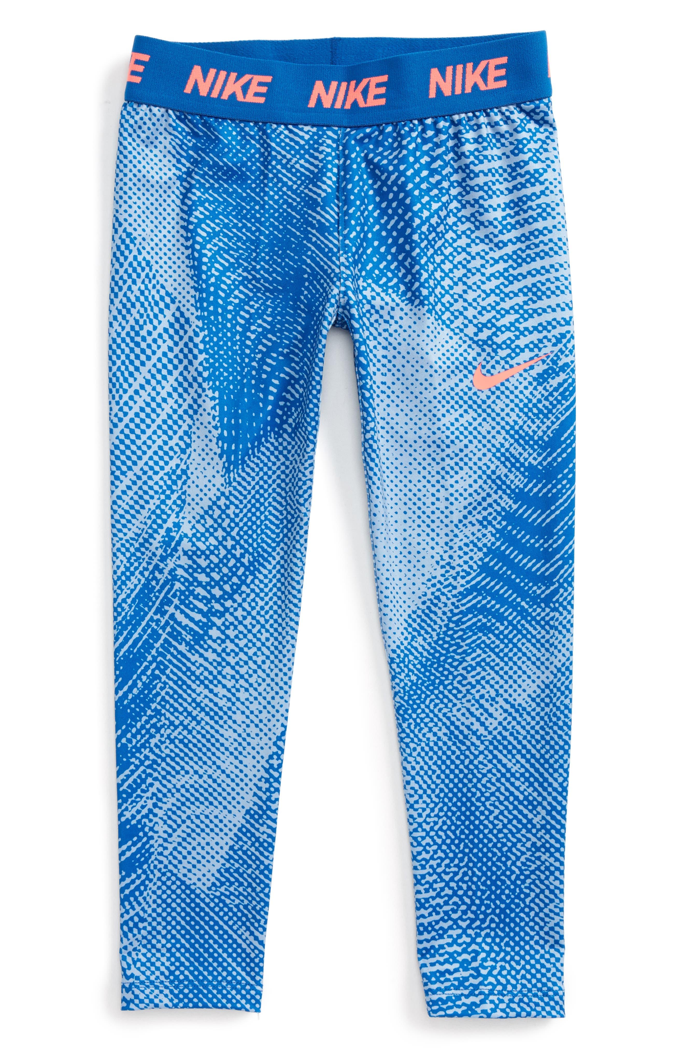 Nike Dri-FIT Leggings (Toddler Girls & Little Girls)