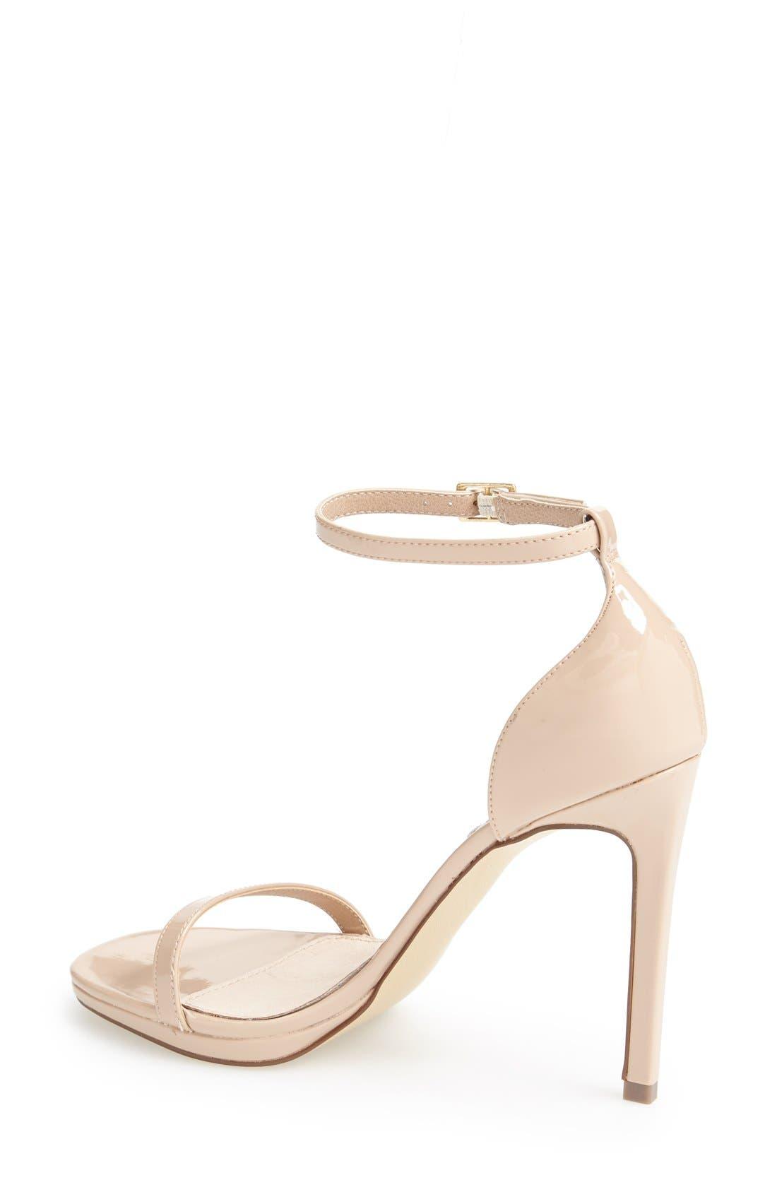 Alternate Image 2  - Steve Madden 'Gea' Ankle Strap Sandal (Women)