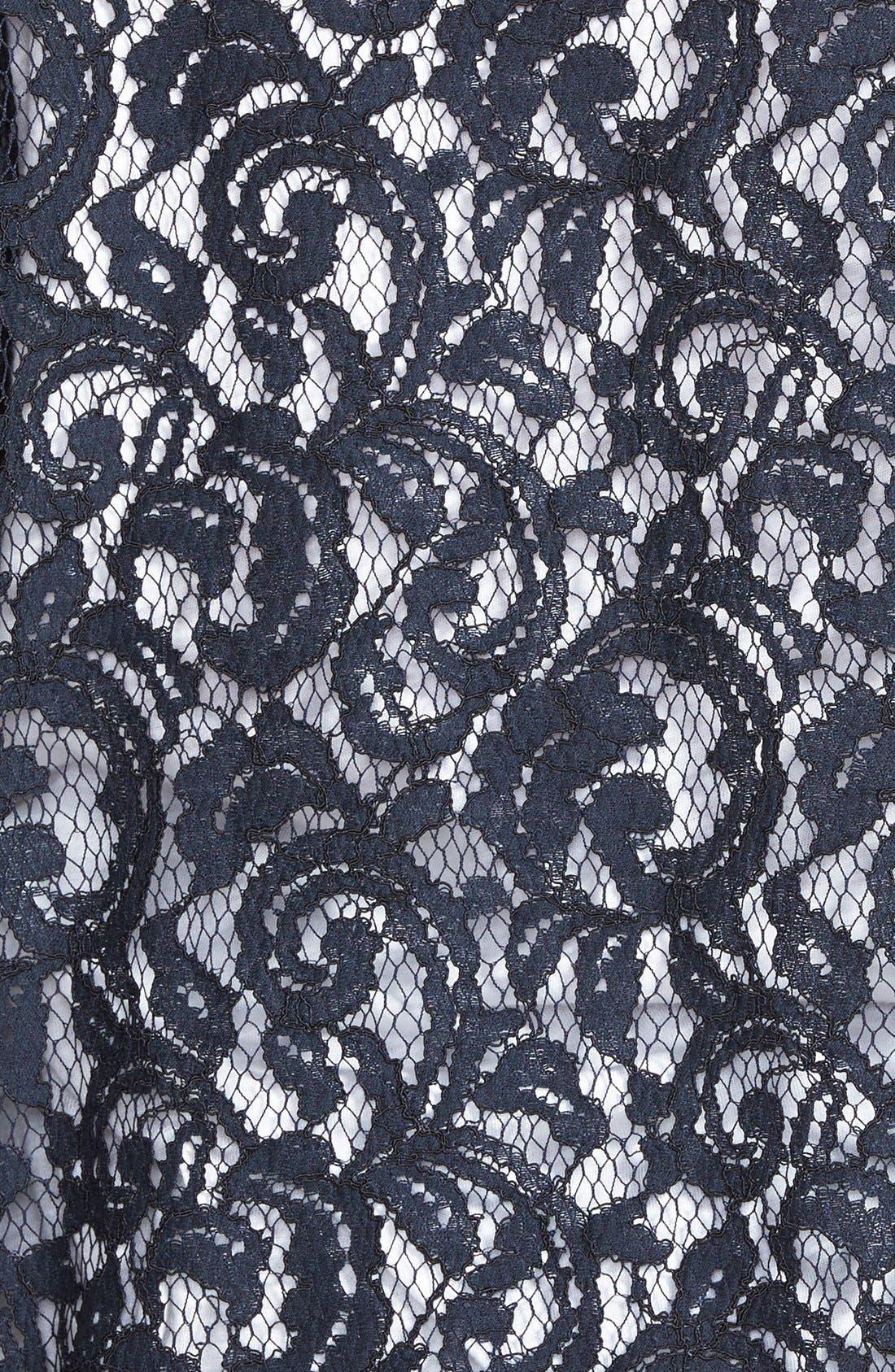 Alternate Image 3  - MICHAEL Michael Kors Long Lace Cardigan