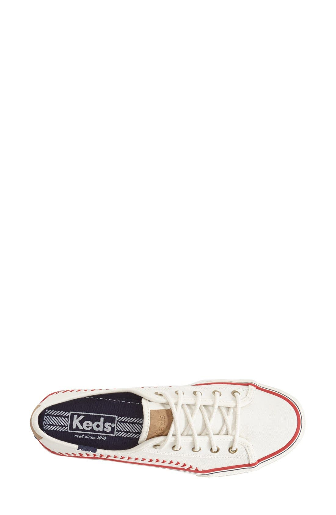 Alternate Image 3  - Keds® 'Champion - Double Take' Sneaker (Women)