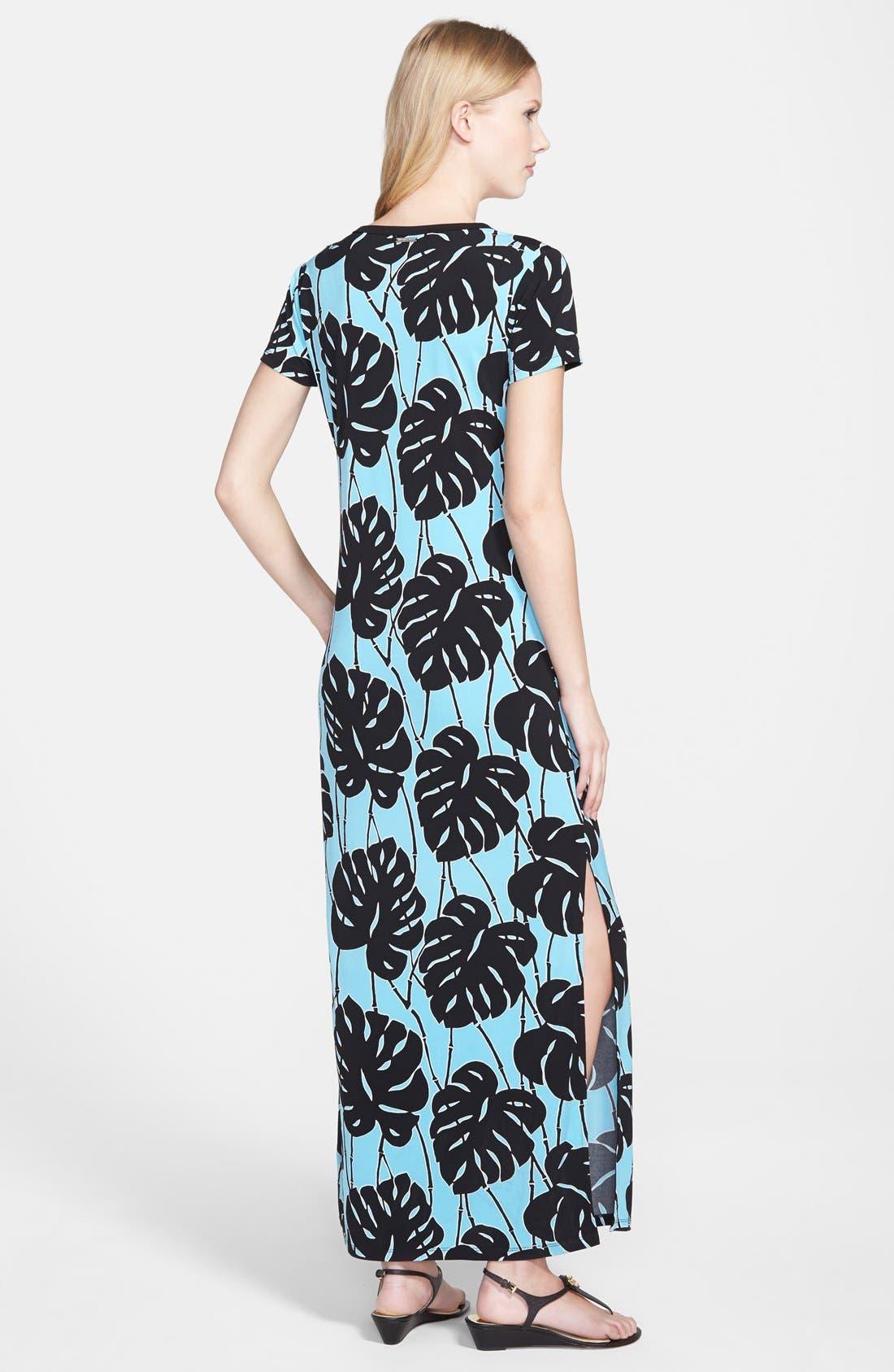 Alternate Image 2  - MICHAEL Michael Kors 'Tropical Bay' Maxi Dress (Regular & Petite)