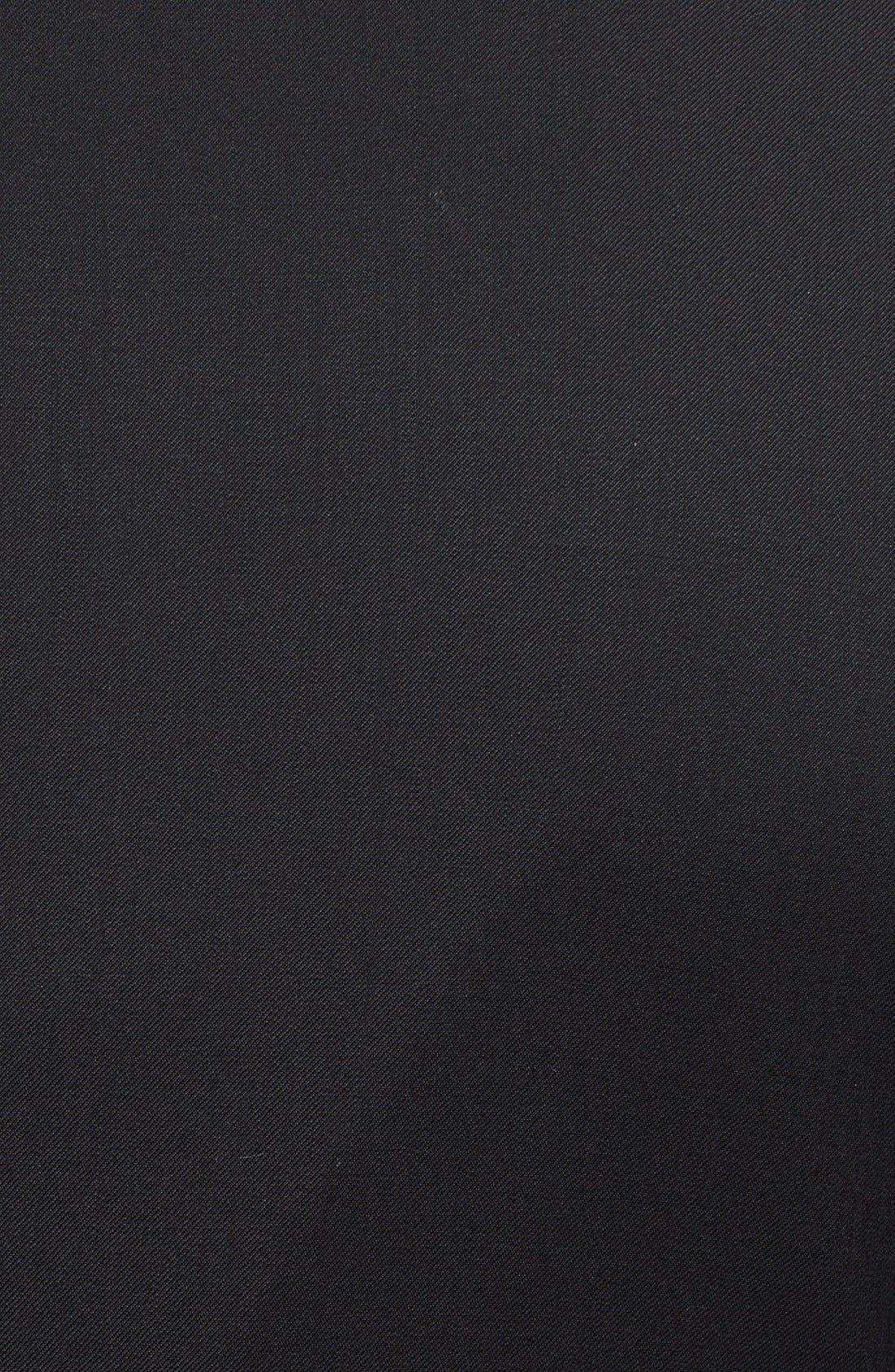 Alternate Image 5  - Armani Collezioni 'Giorgio' Trim Fit Notch Lapel Tuxedo
