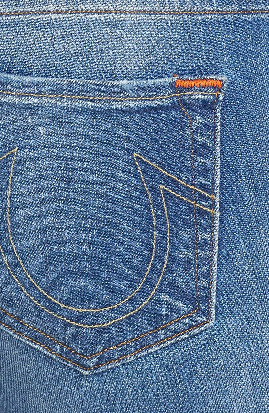 Alternate Image 3  - True Religion Brand Jeans 'Charlize' Flare Jeans (Edenhurst)