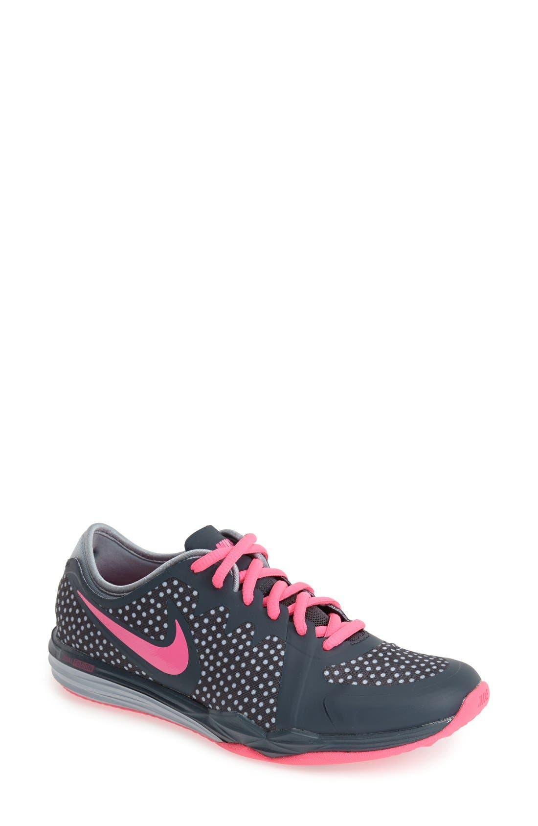 Alternate Image 1 Selected - Nike 'Dual Fusion 3' Training Shoe (Women)